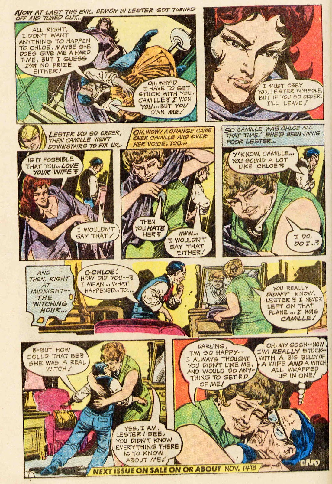 The Witching Hour (1969) issue 26 - Page 26