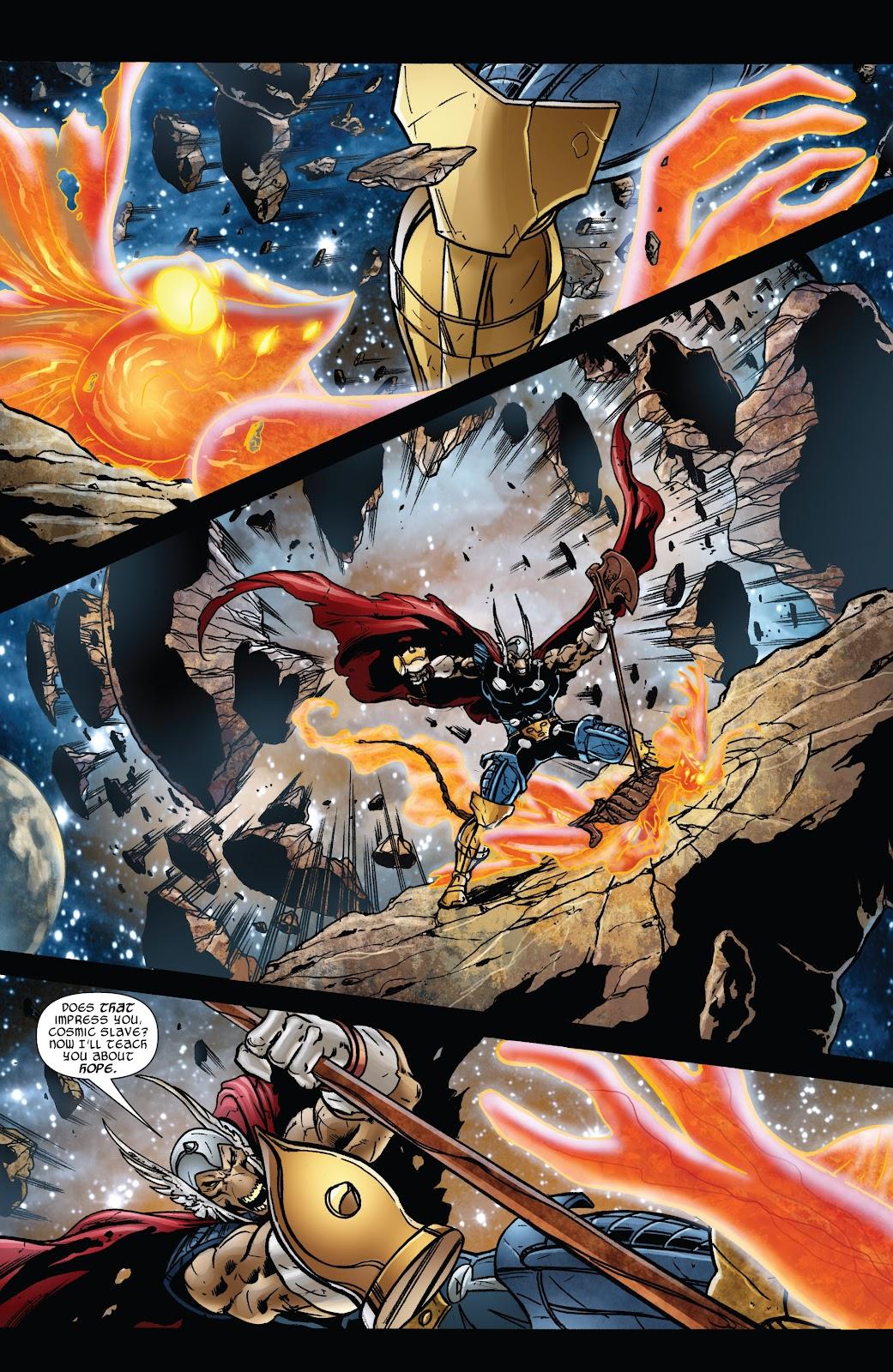 Read online Thor: Ragnaroks comic -  Issue # TPB (Part 4) - 13