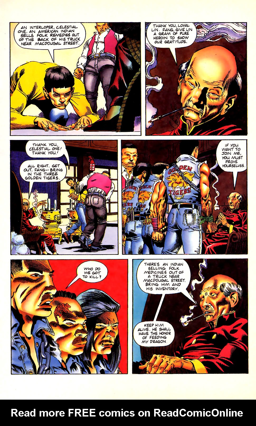 Read online Turok, Dinosaur Hunter (1993) comic -  Issue #11 - 15