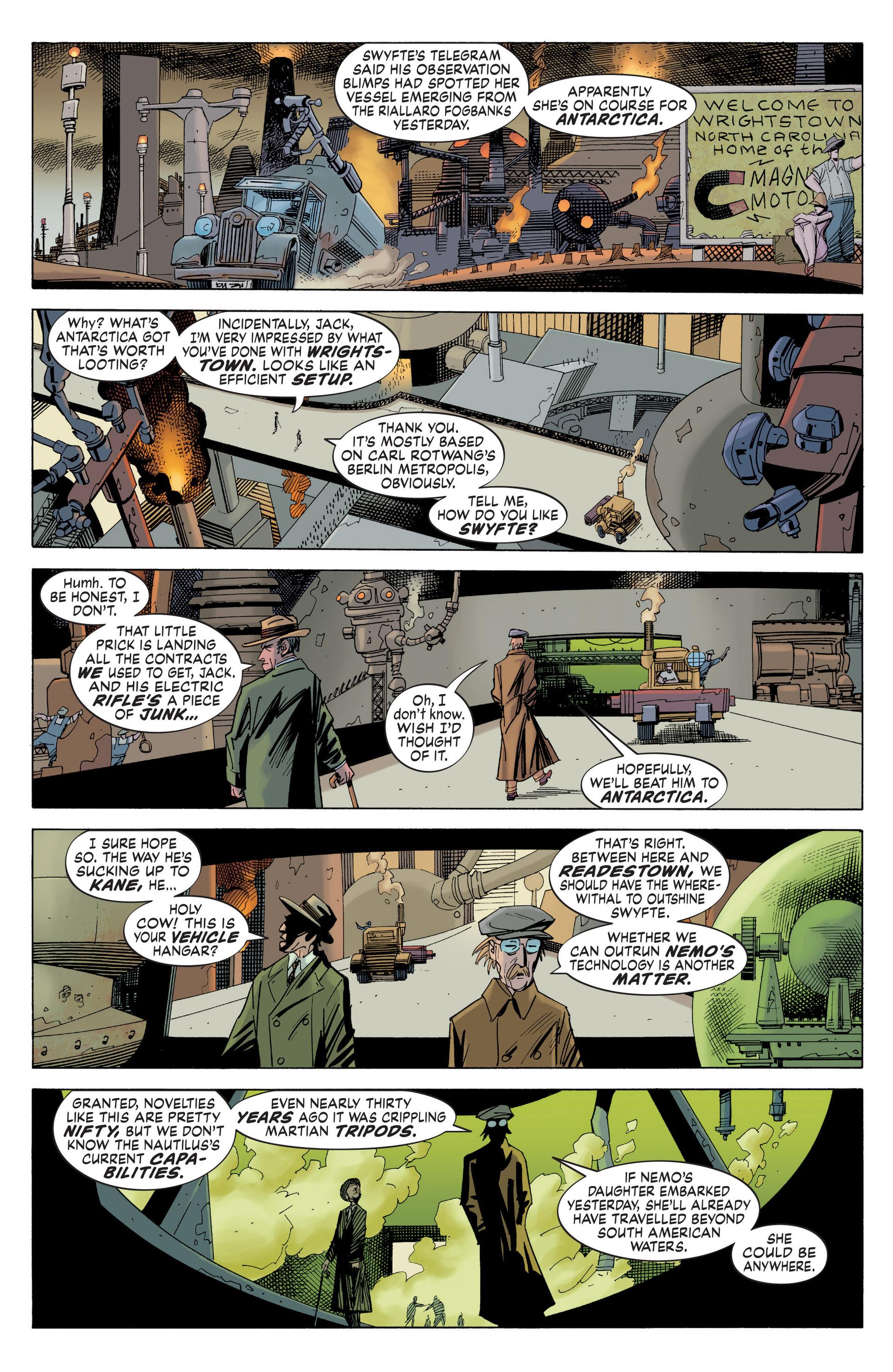 Read online Nemo: Heart of Ice comic -  Issue # Full - 15