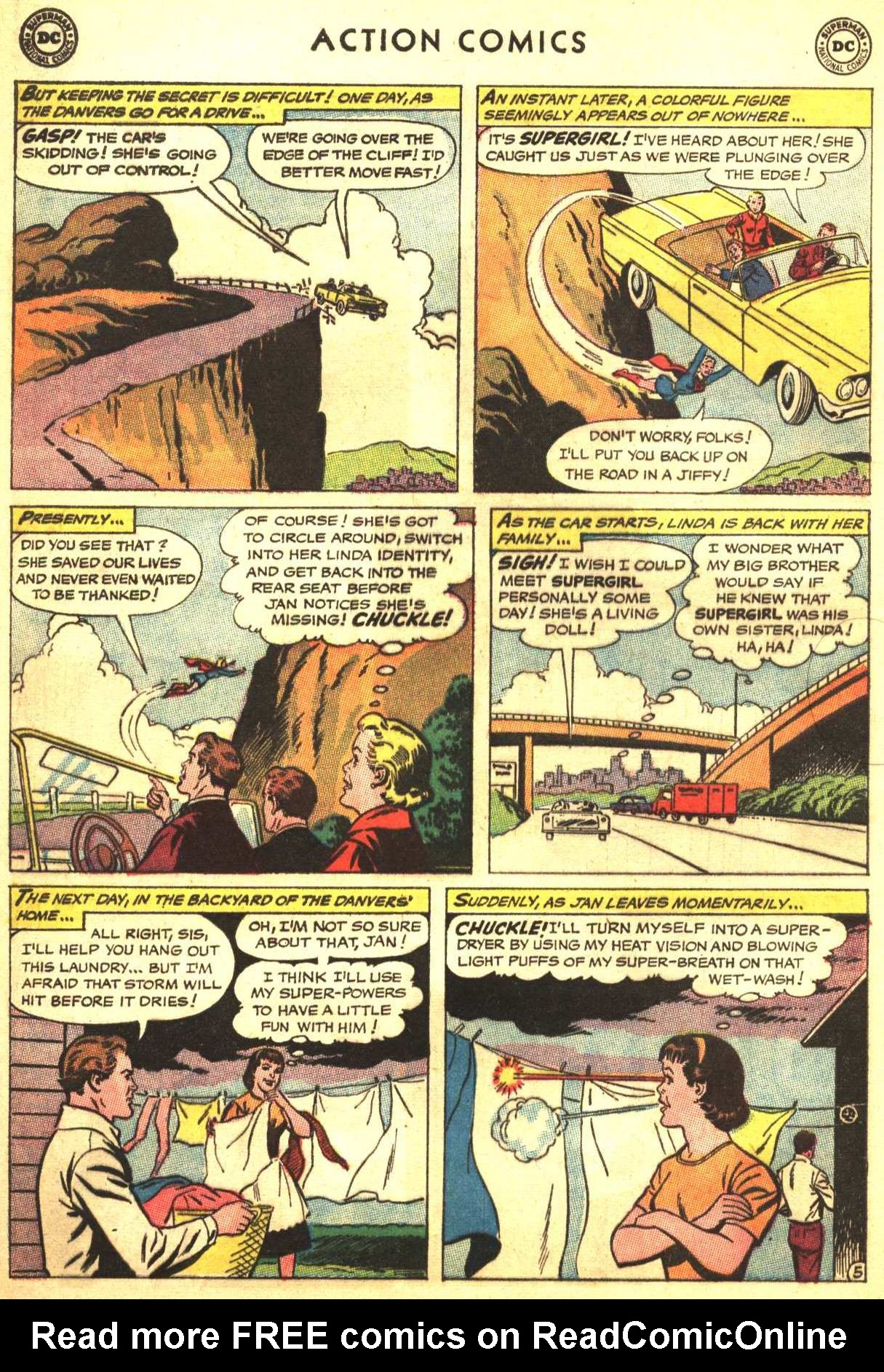 Action Comics (1938) 303 Page 19