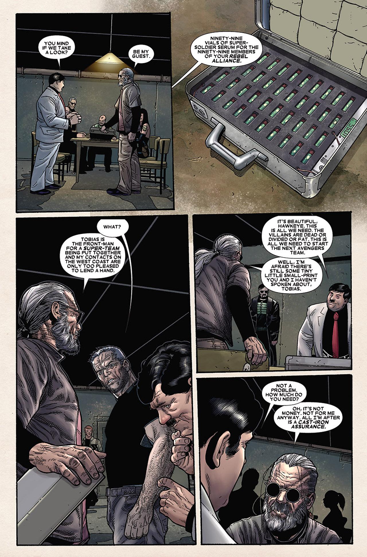 Read online Wolverine: Old Man Logan comic -  Issue # Full - 132