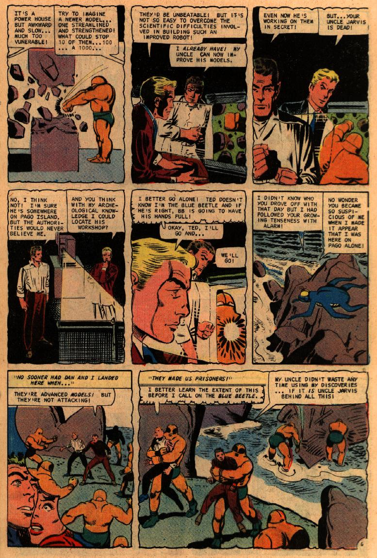 Blue Beetle (1967) issue 2 - Page 9
