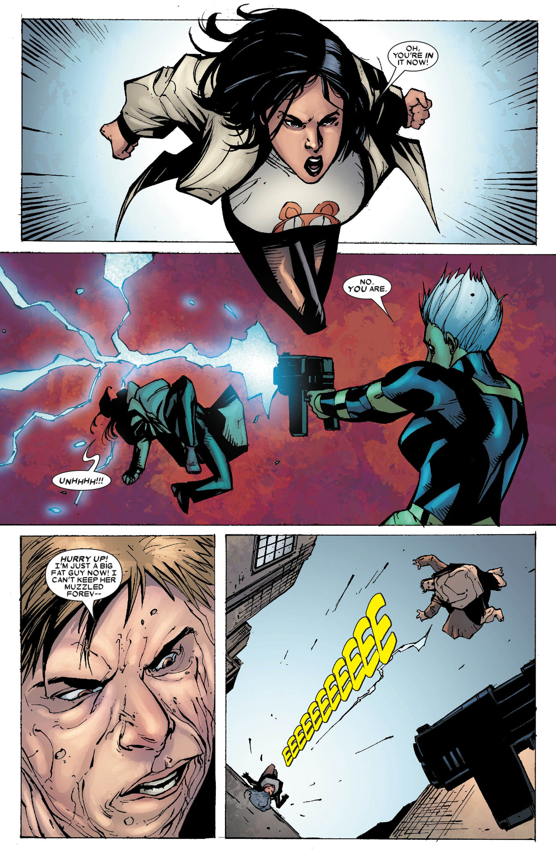Read online X-Factor (2006) comic -  Issue #19 - 10