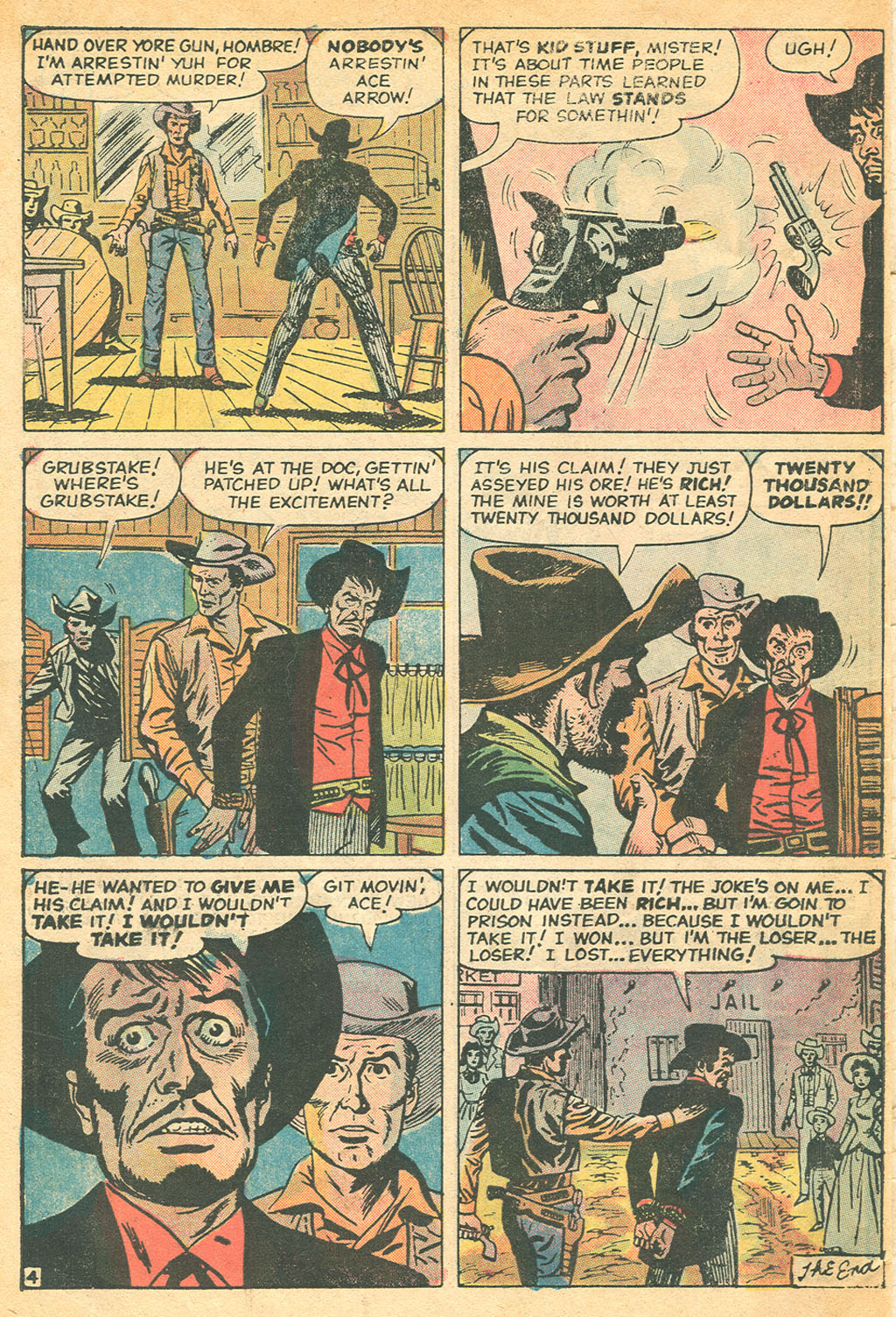 Read online Two-Gun Kid comic -  Issue #115 - 34