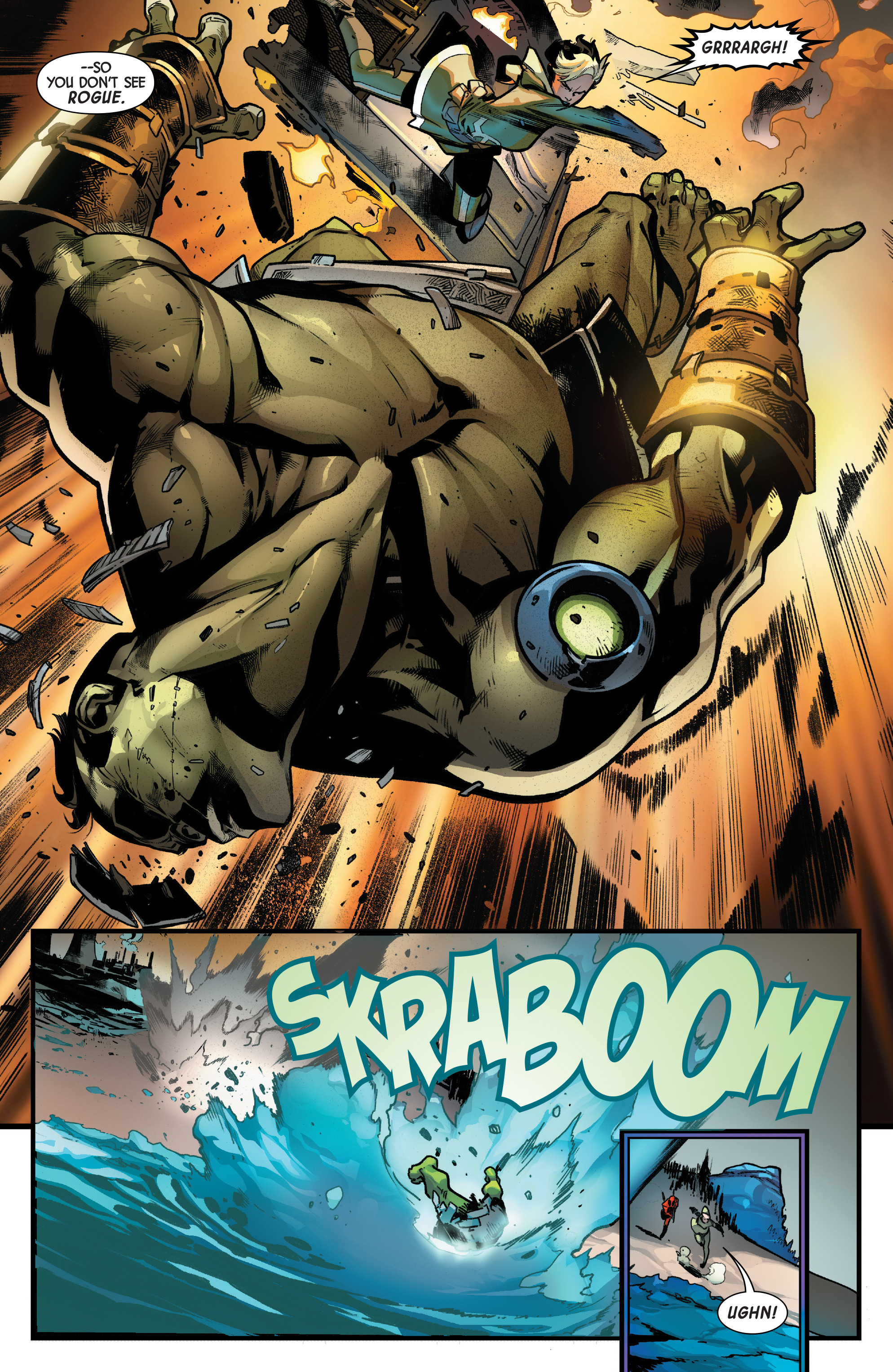 Read online Uncanny Avengers [II] comic -  Issue #17 - 4