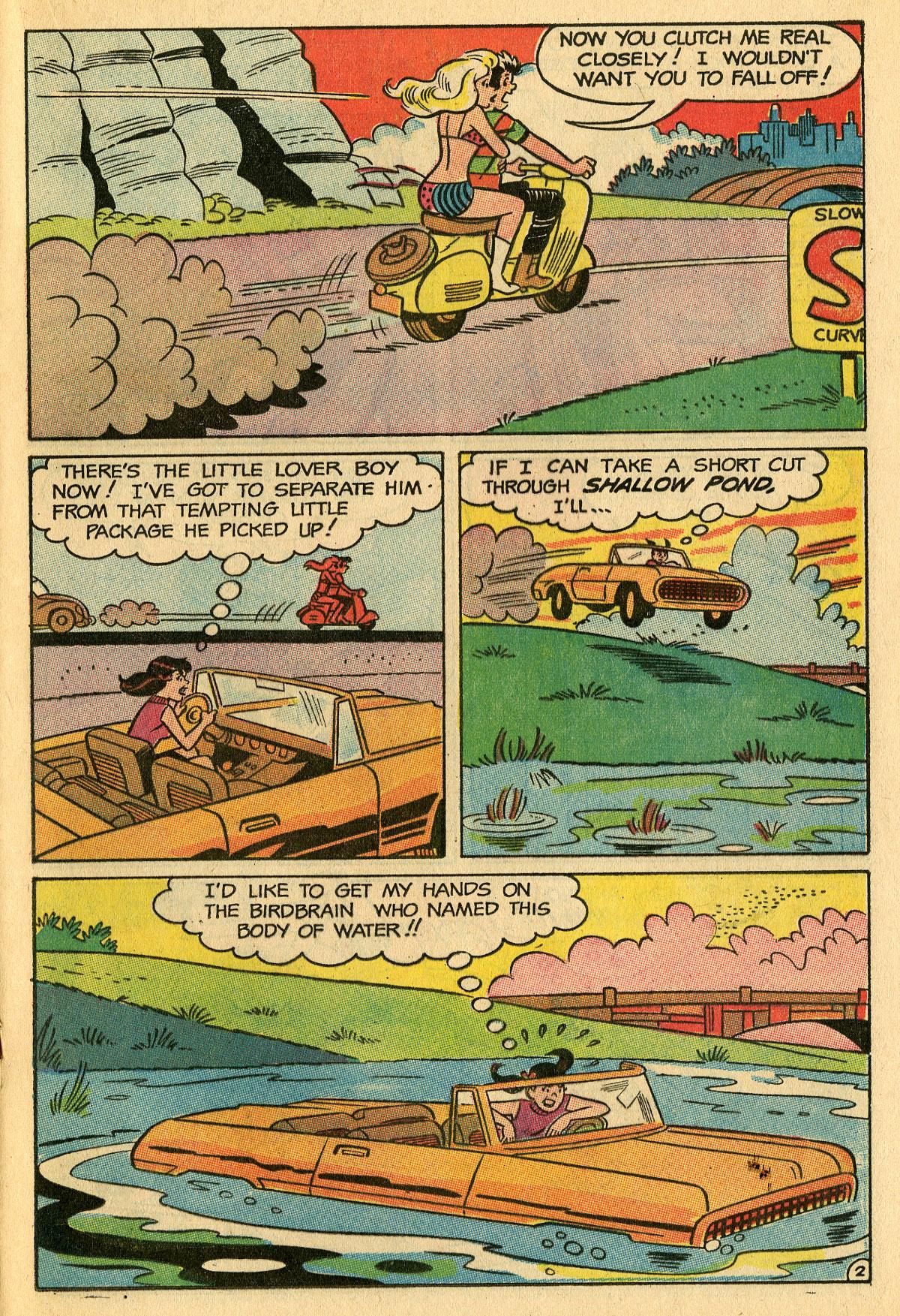 Read online She's Josie comic -  Issue #31 - 21