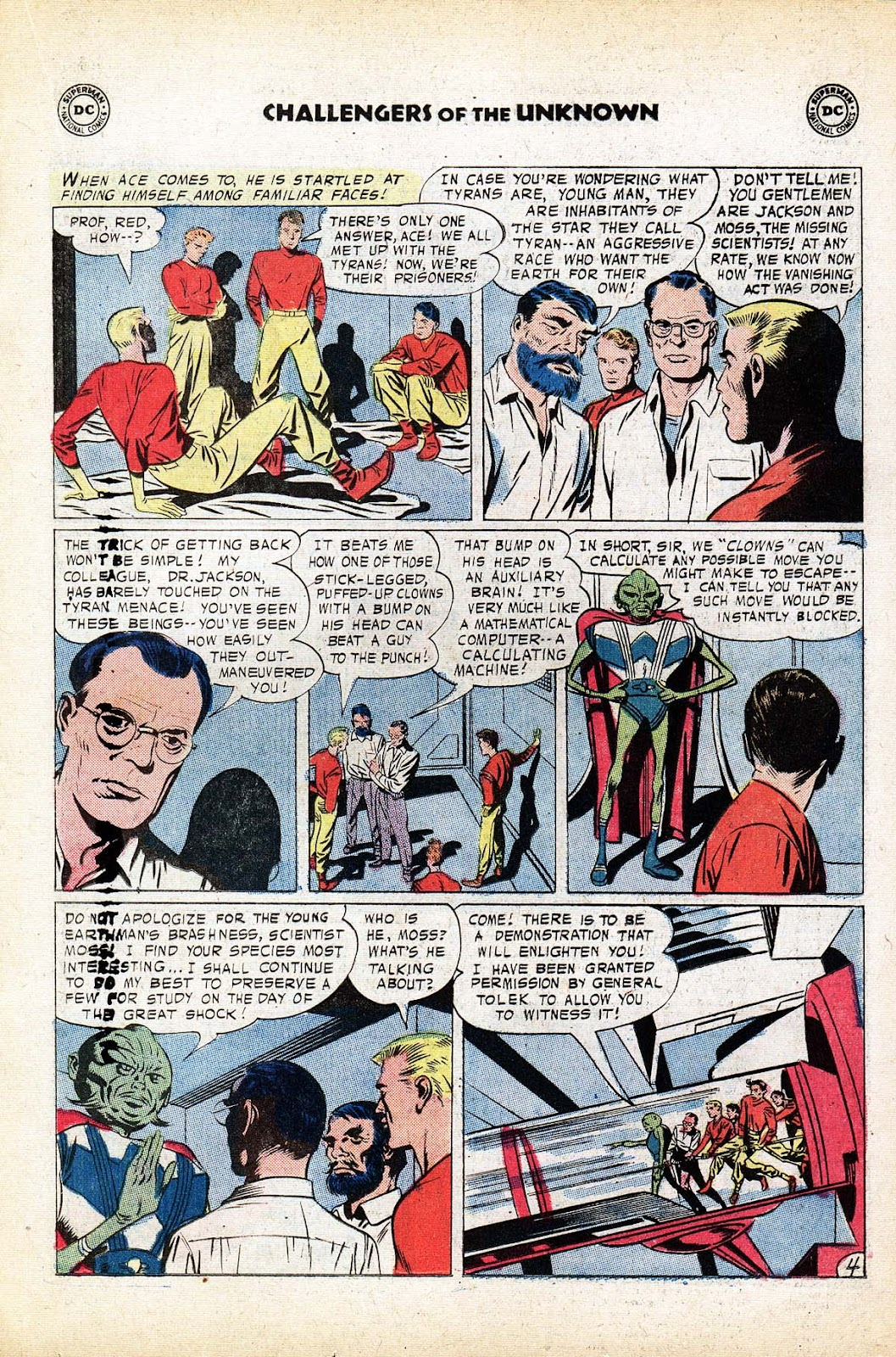 Challengers of the Unknown (1958) issue 80 - Page 15