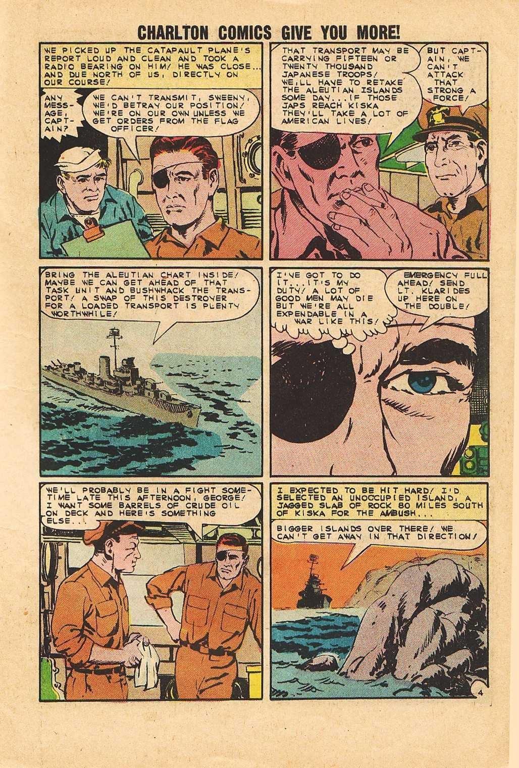 Read online Fightin' Navy comic -  Issue #113 - 7
