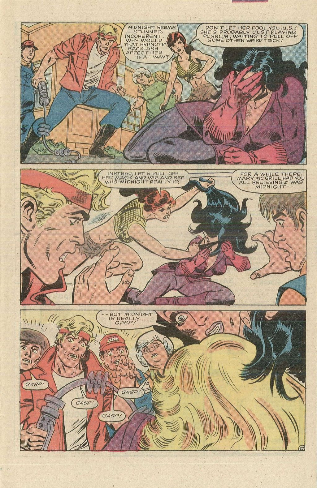 Read online U.S. 1 comic -  Issue #9 - 29