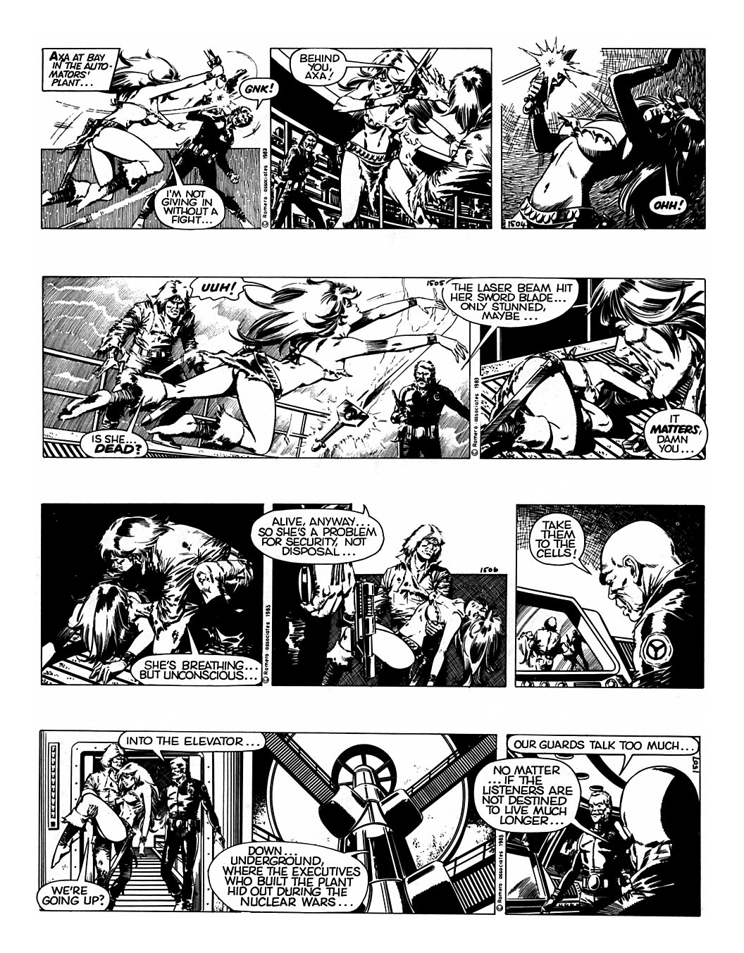 Axa issue 7 - Page 21