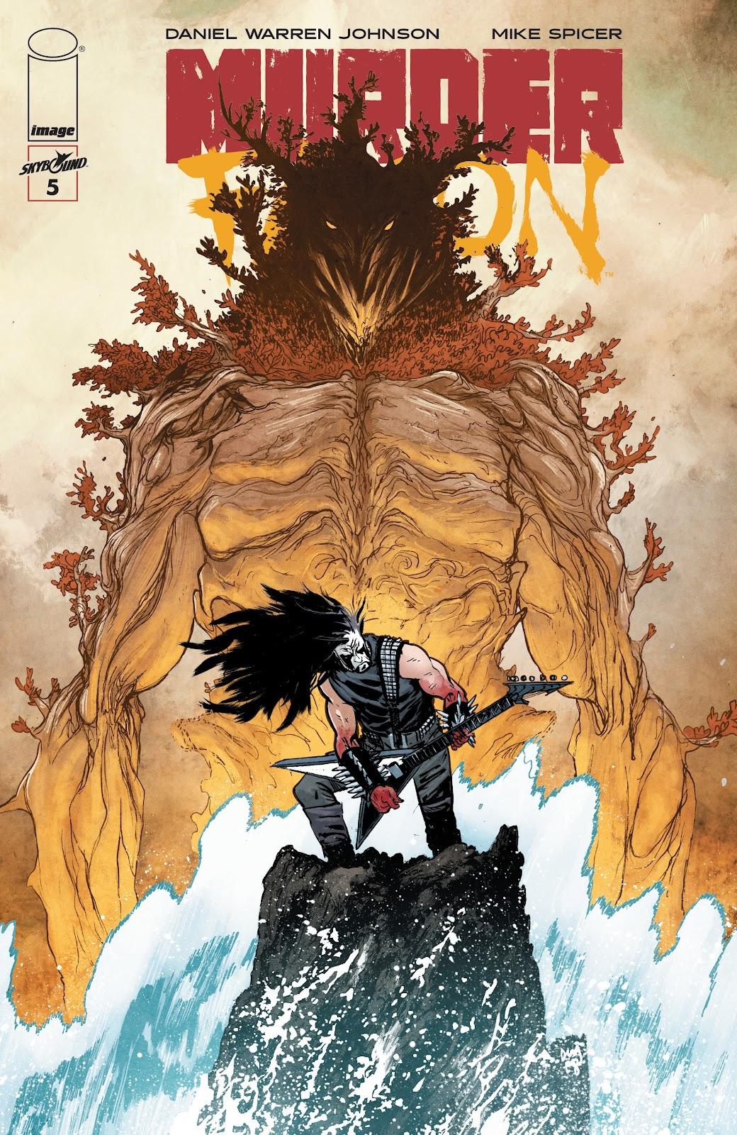 Read online Murder Falcon comic -  Issue #5 - 1