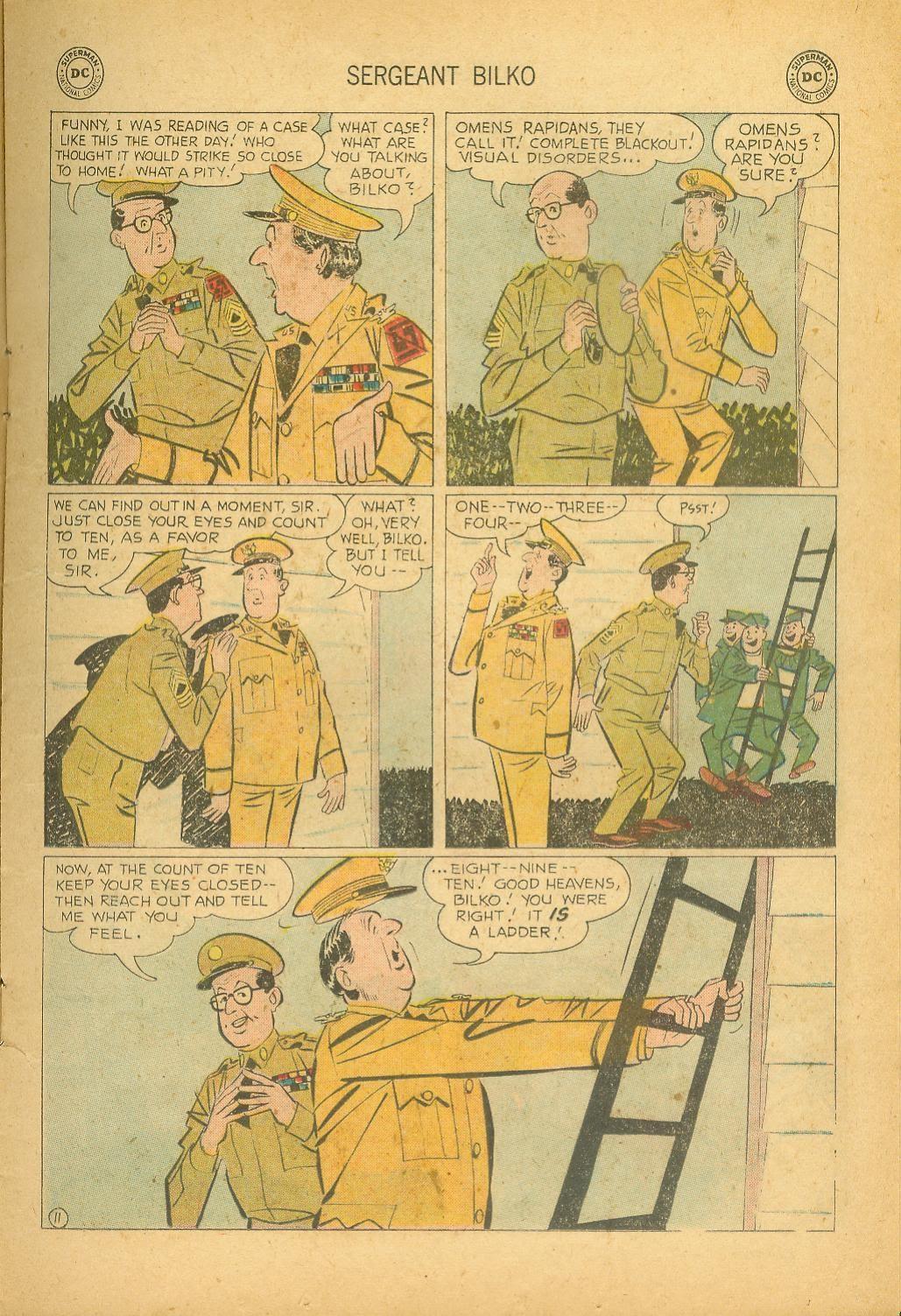 Sergeant Bilko issue 8 - Page 15