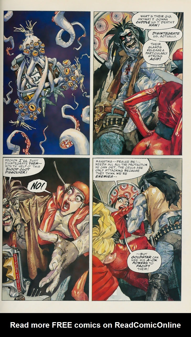 Lobo: Fragtastic Voyage issue Full - Page 18