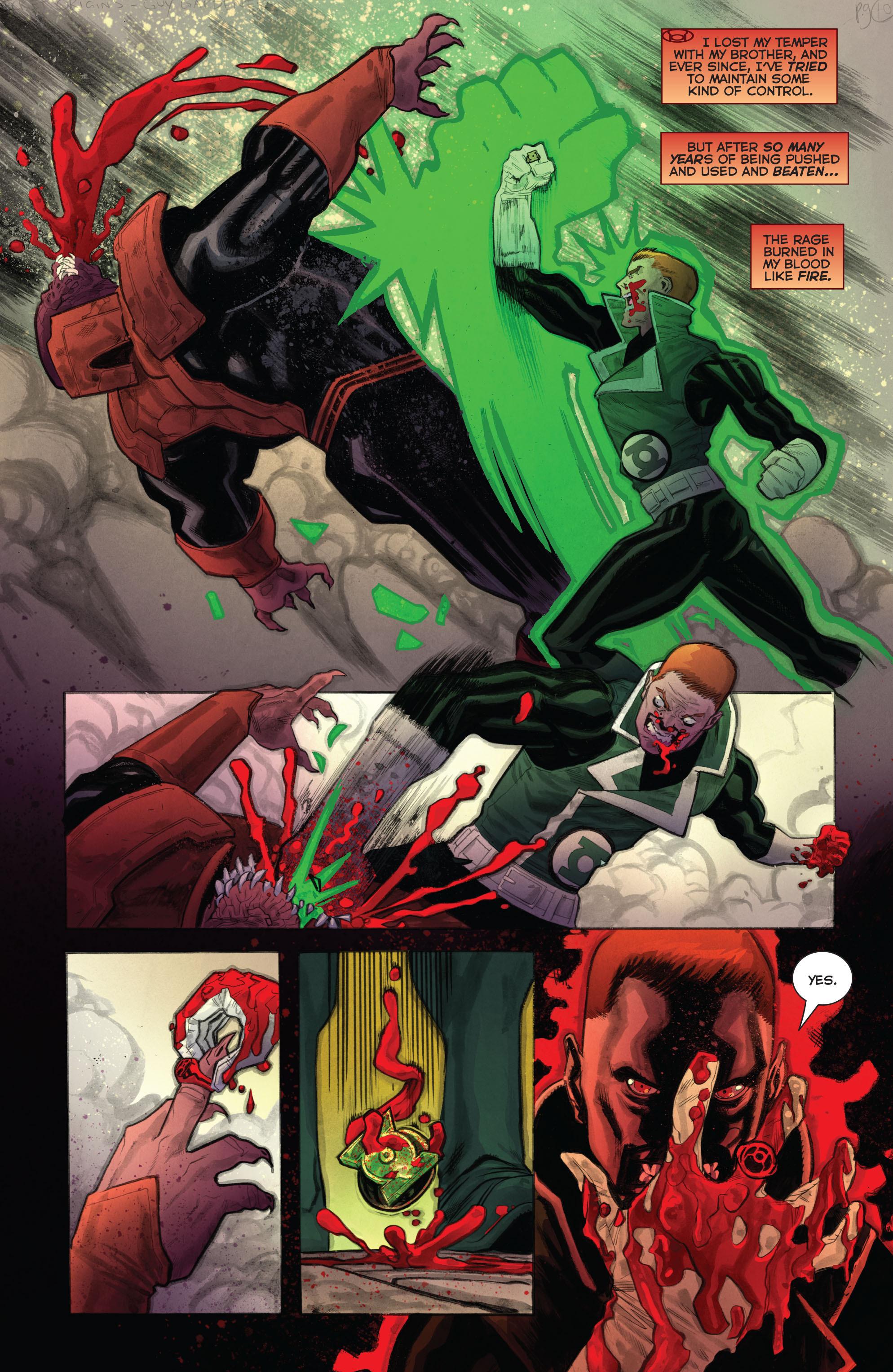Read online Secret Origins (2014) comic -  Issue #11 - 11