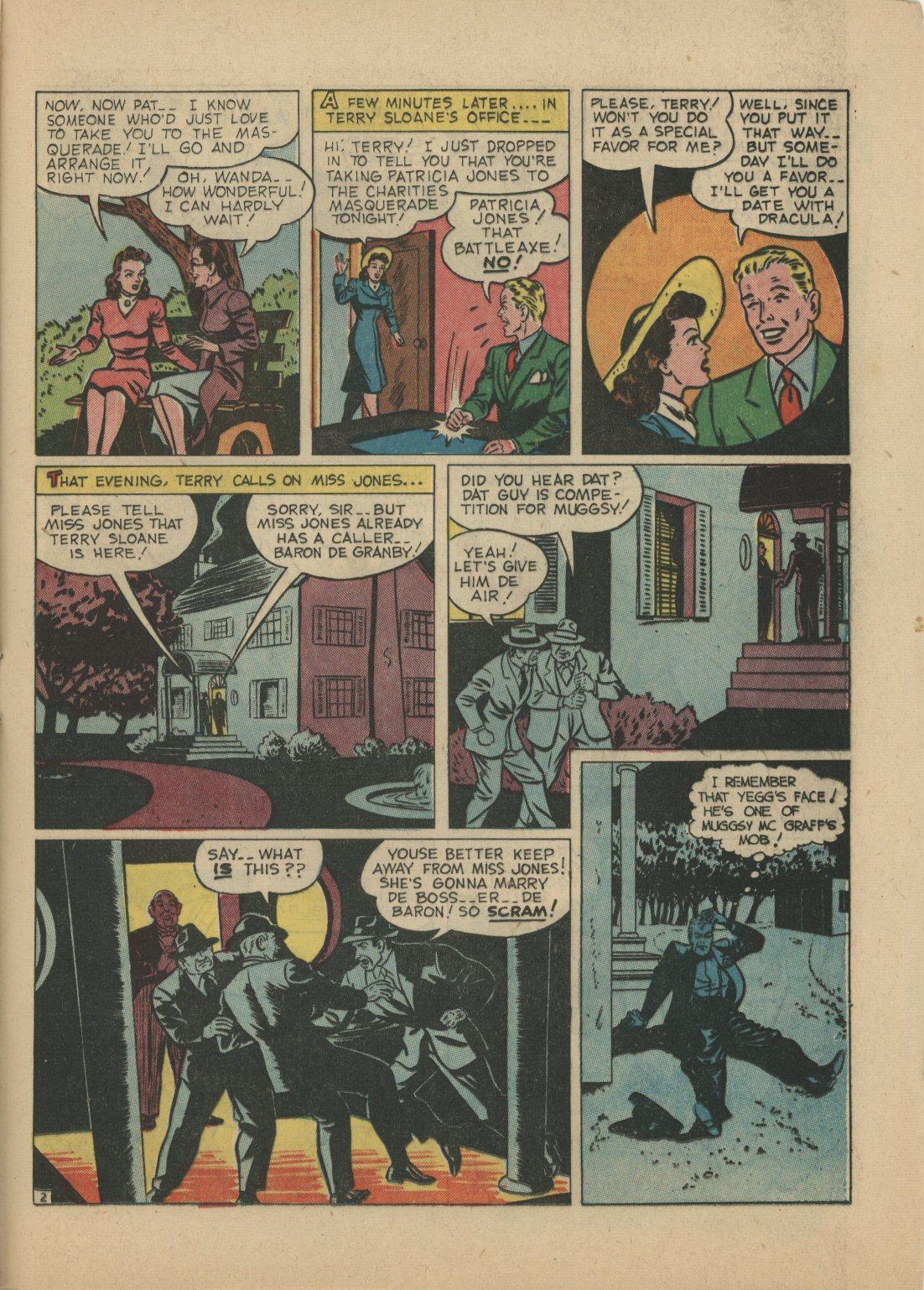 Read online Sensation (Mystery) Comics comic -  Issue #21 - 35