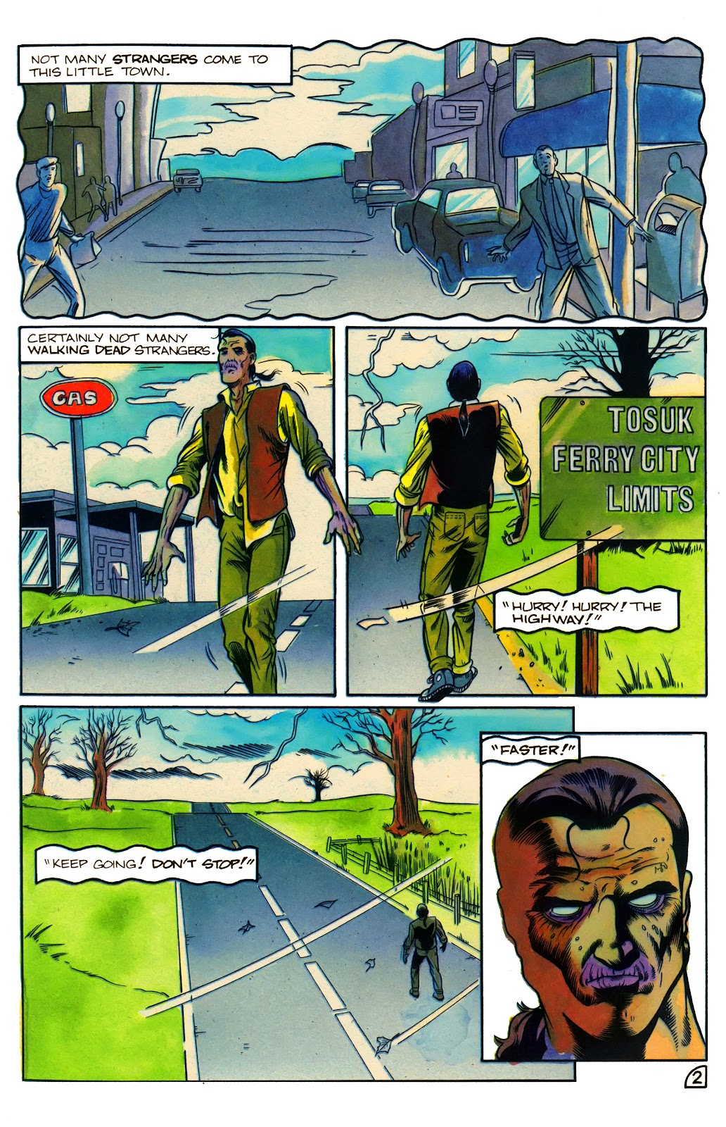Fright Night issue 20 - Page 4