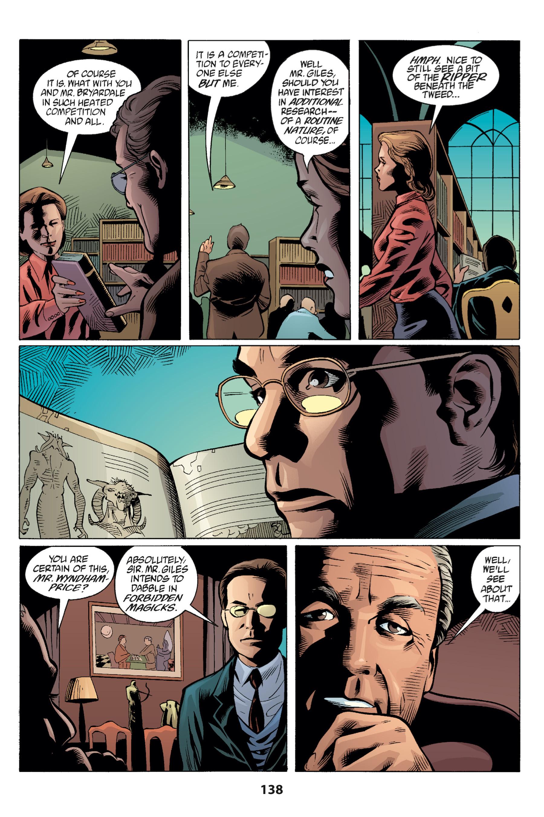 Read online Buffy the Vampire Slayer: Omnibus comic -  Issue # TPB 1 - 137