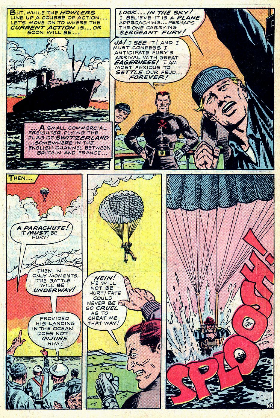Read online Sgt. Fury comic -  Issue #59 - 19