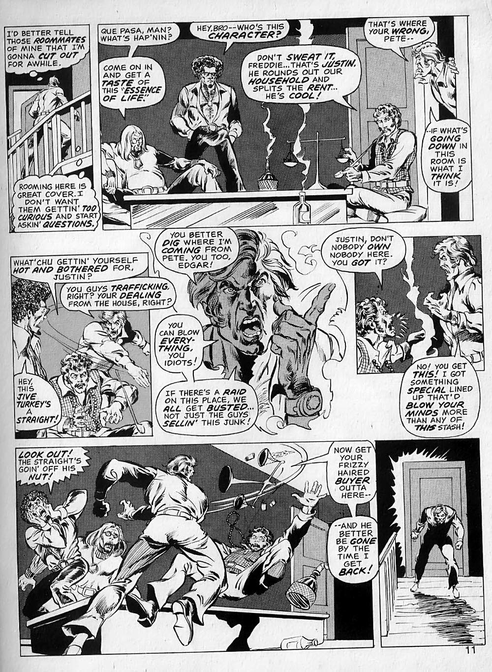 Vampire Tales issue 2 - Page 12