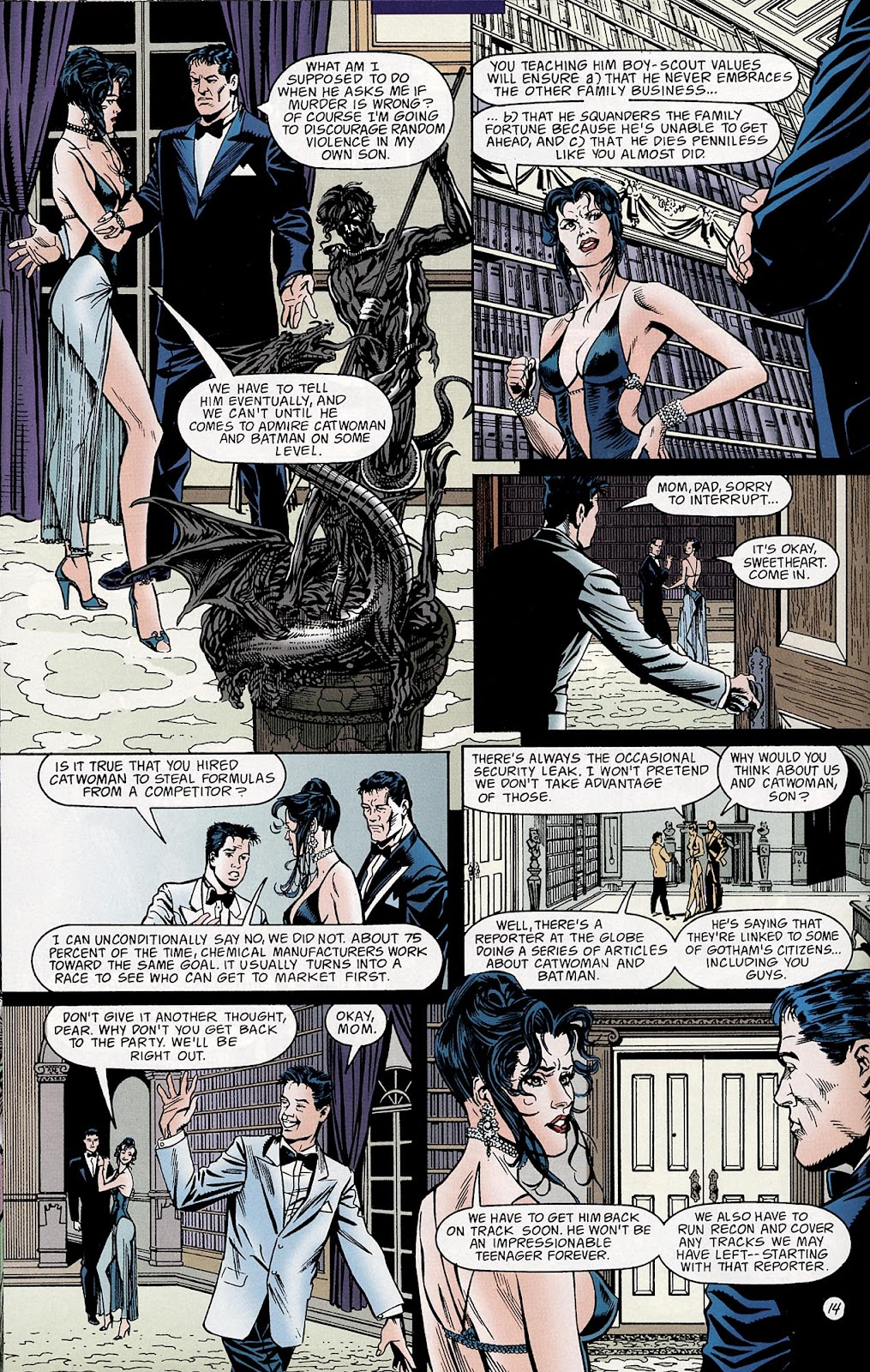 Catwoman (1993) Annual 3 #3 - English 15