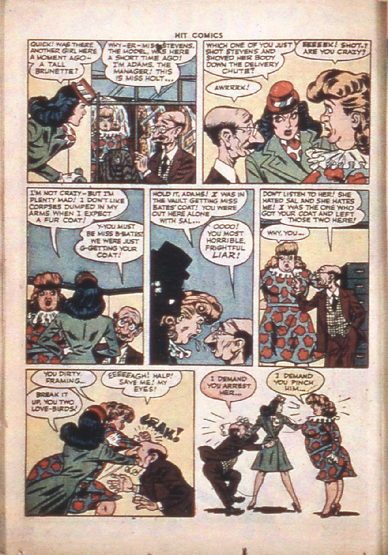 Read online Hit Comics comic -  Issue #37 - 20