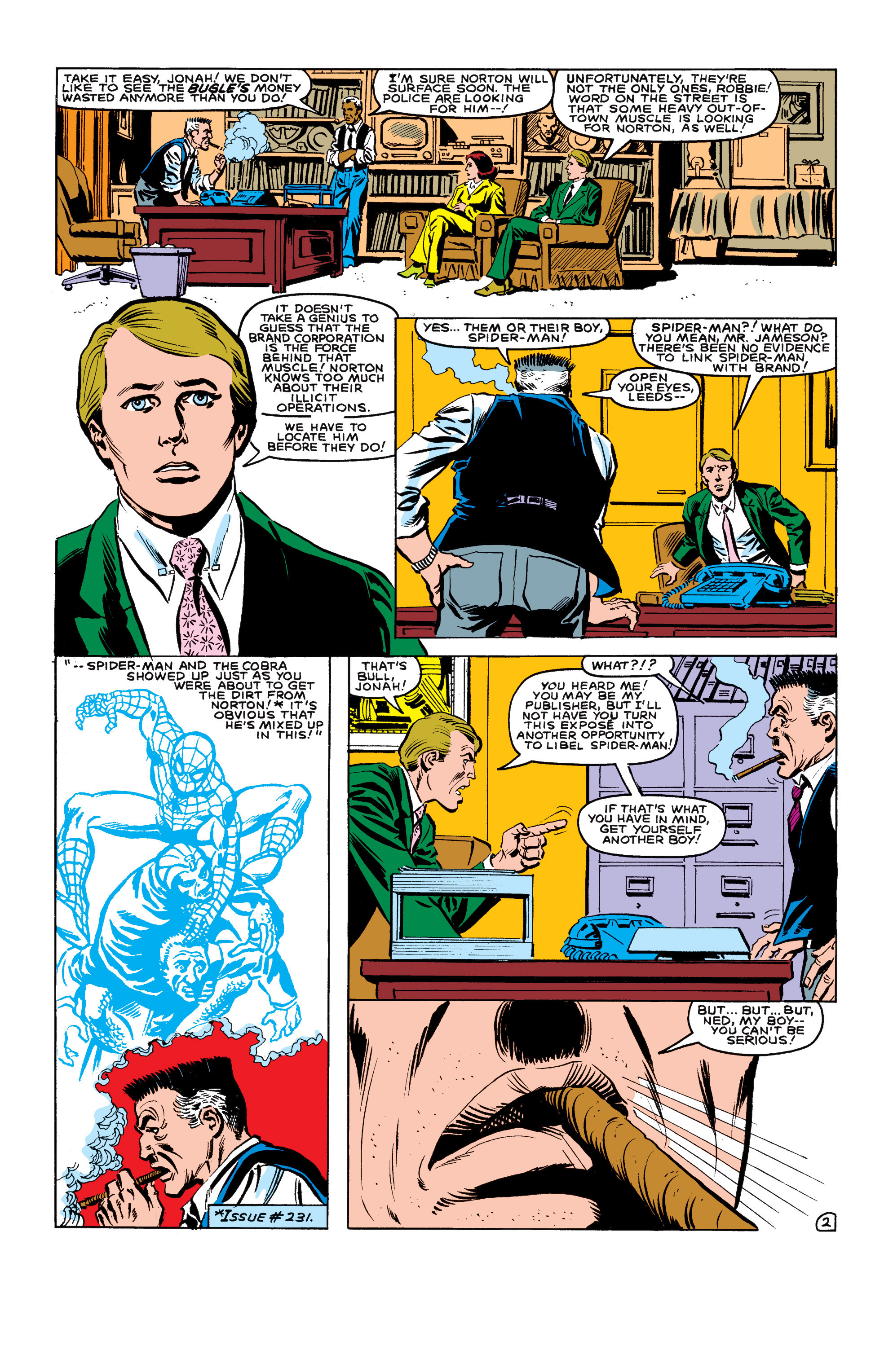 The Amazing Spider-Man (1963) 233 Page 2