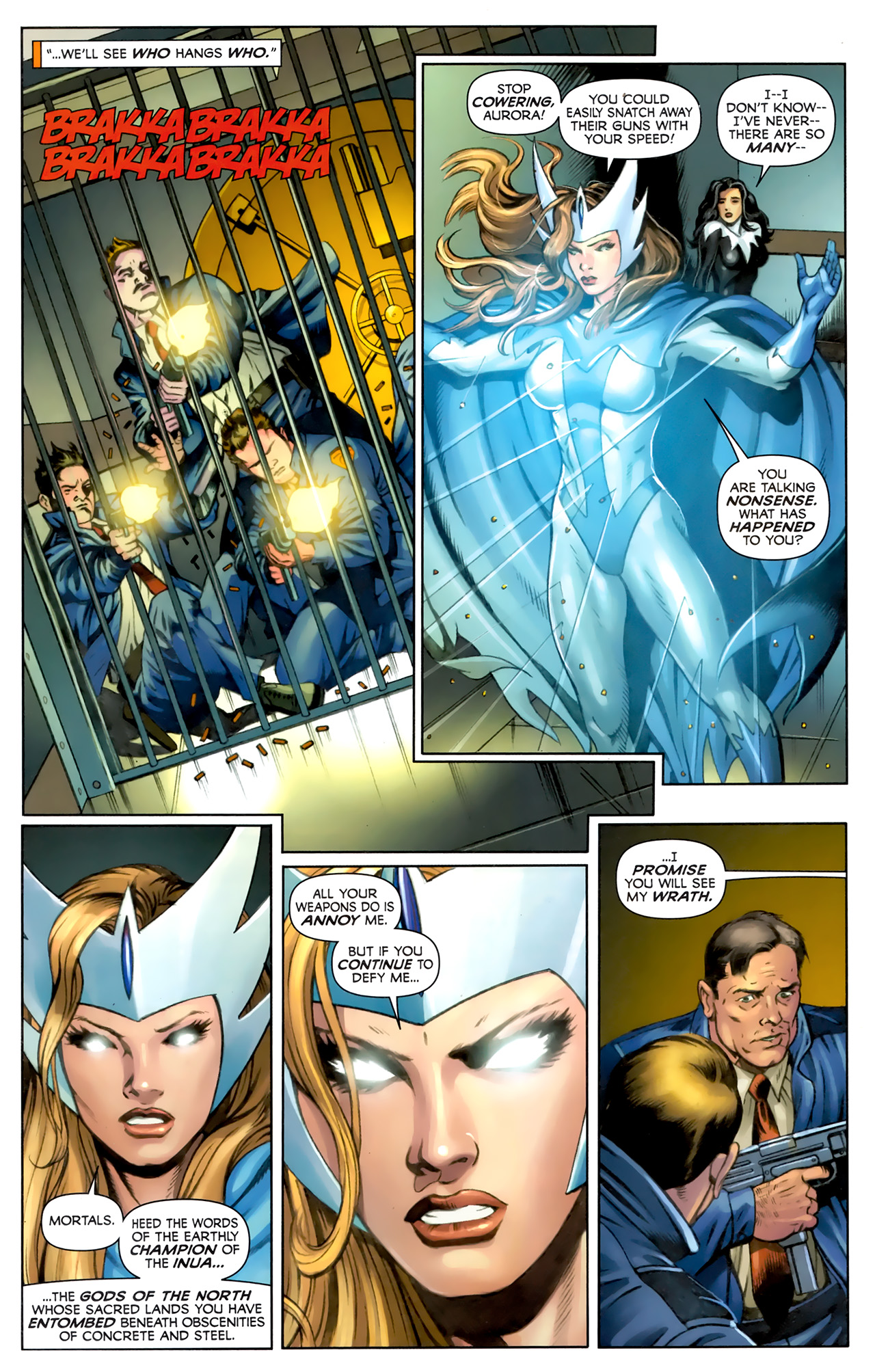 Read online Alpha Flight (2011) comic -  Issue #5 - 11