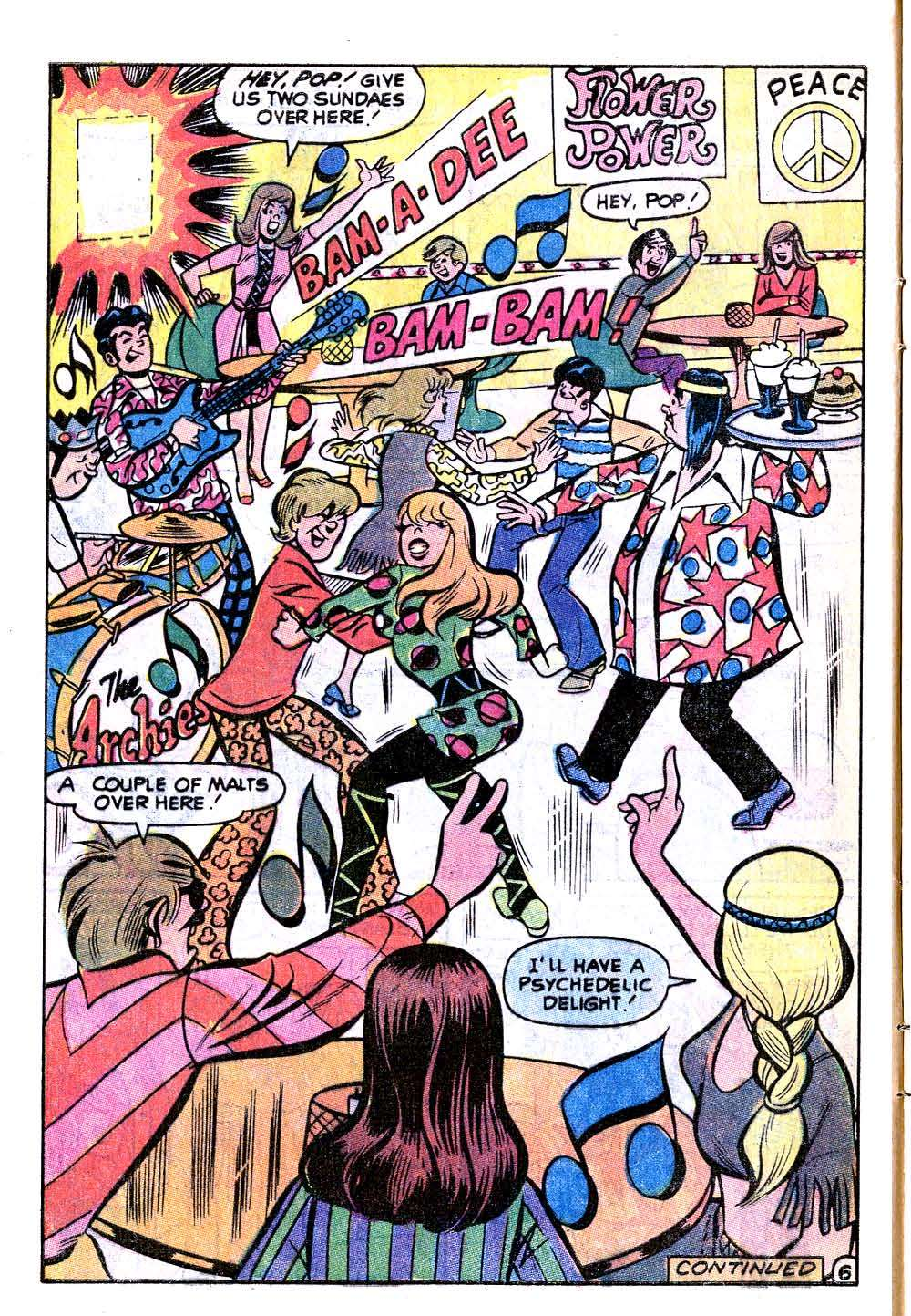 Read online Archie (1960) comic -  Issue #215 - 8