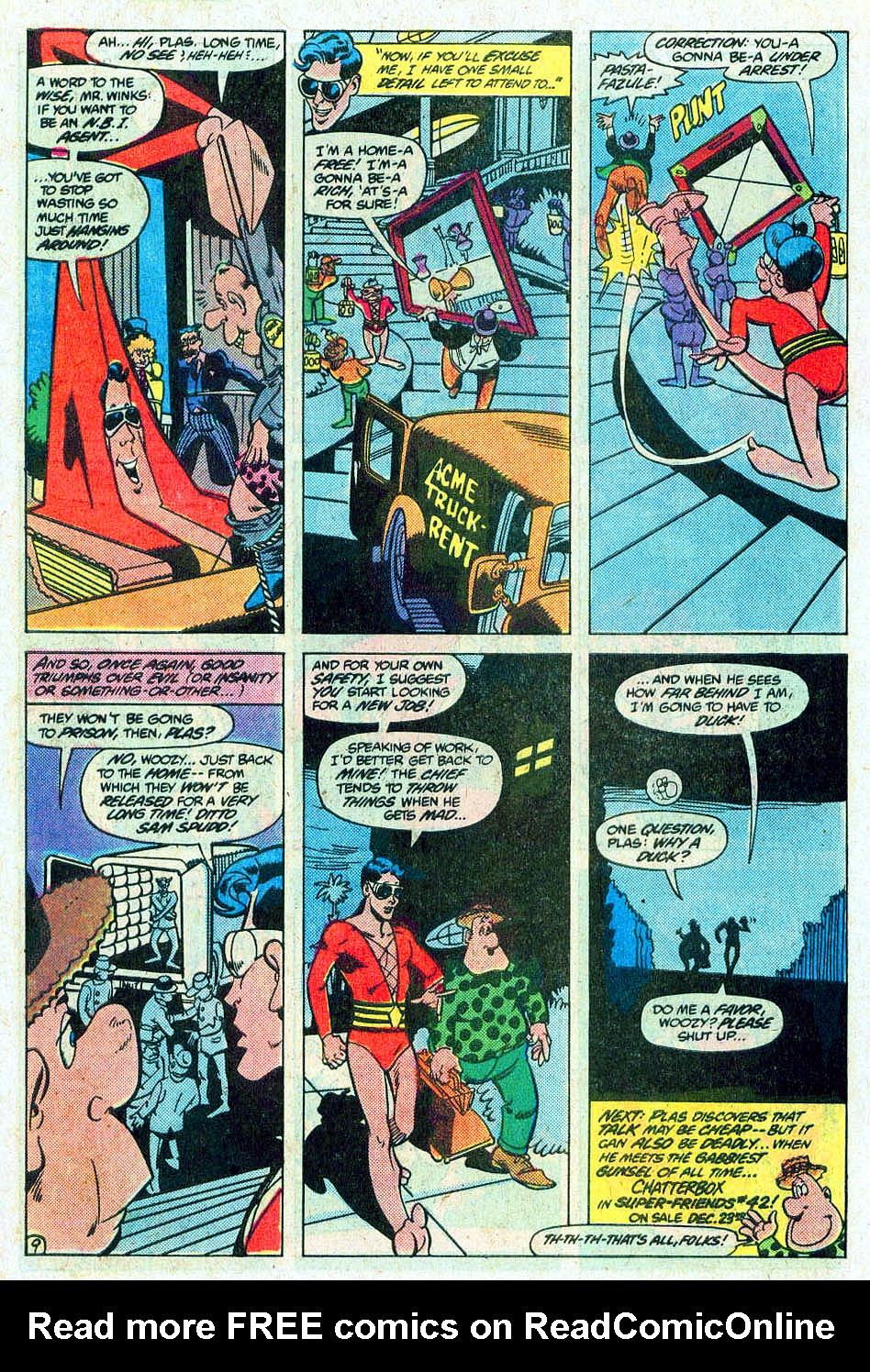 Read online Adventure Comics (1938) comic -  Issue #478 - 26
