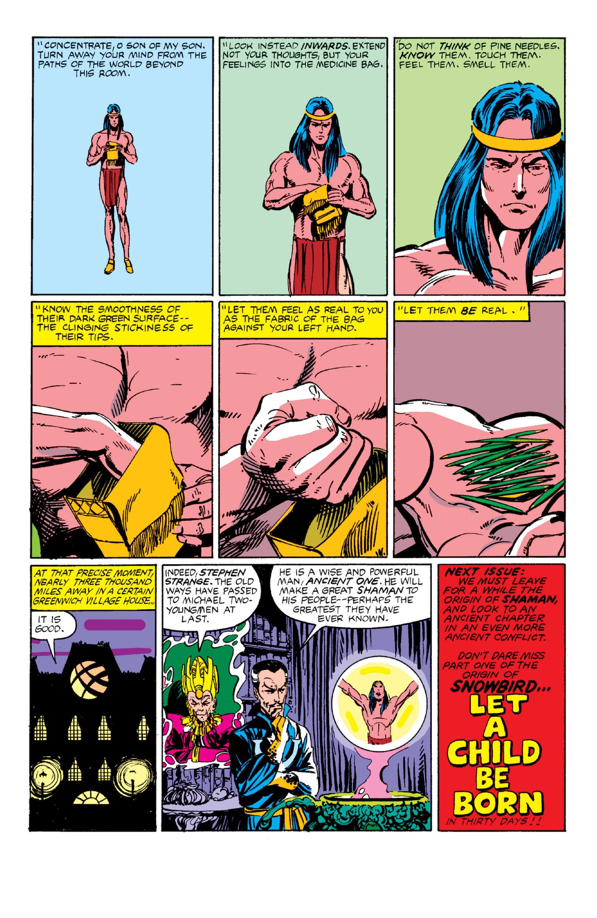 Read online Alpha Flight (1983) comic -  Issue #6 - 22