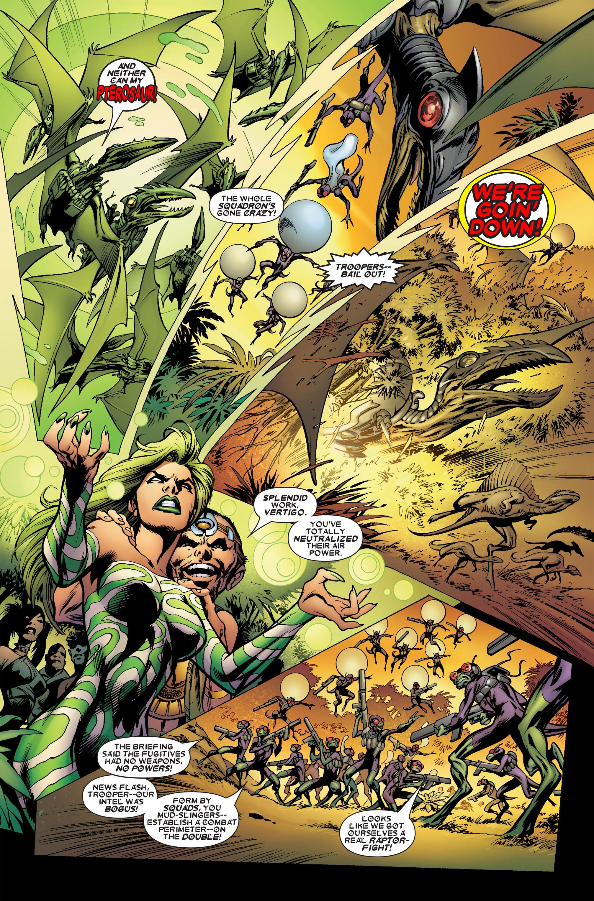Read online Uncanny X-Men (1963) comic -  Issue #458 - 6