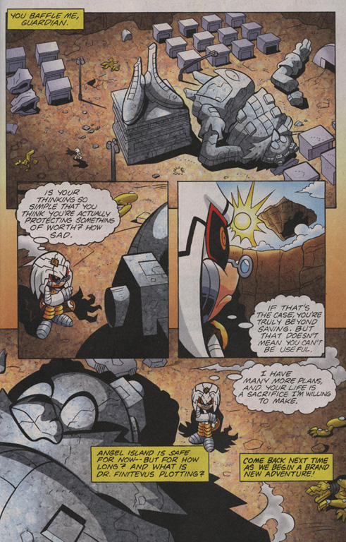 Read online Sonic Universe comic -  Issue #12 - 23