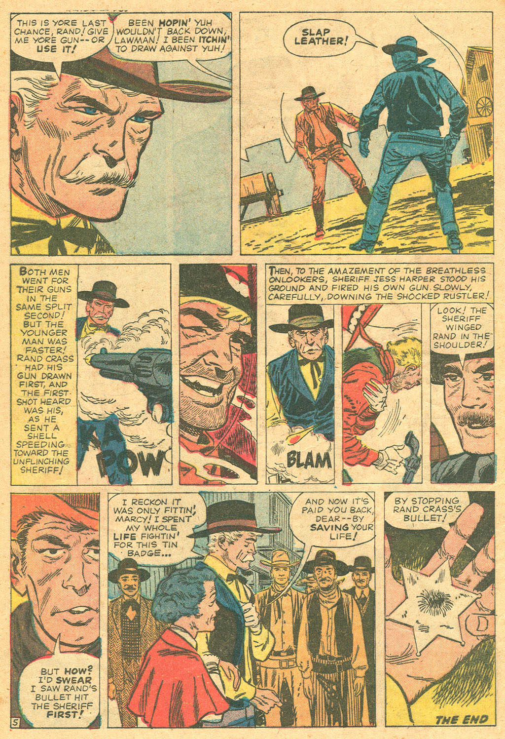 The Rawhide Kid (1955) issue 22 - Page 32