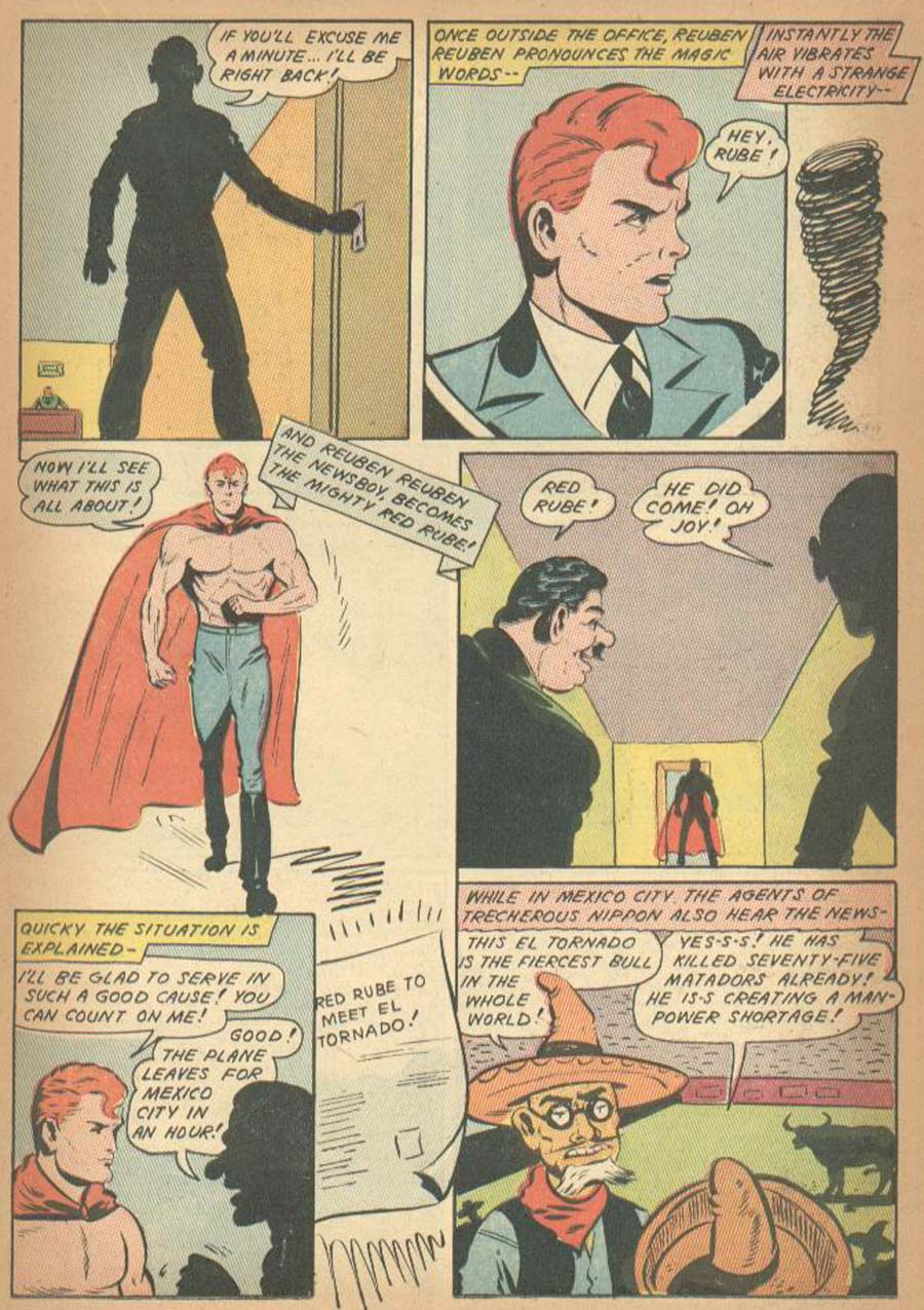 Zip Comics issue 47 - Page 22