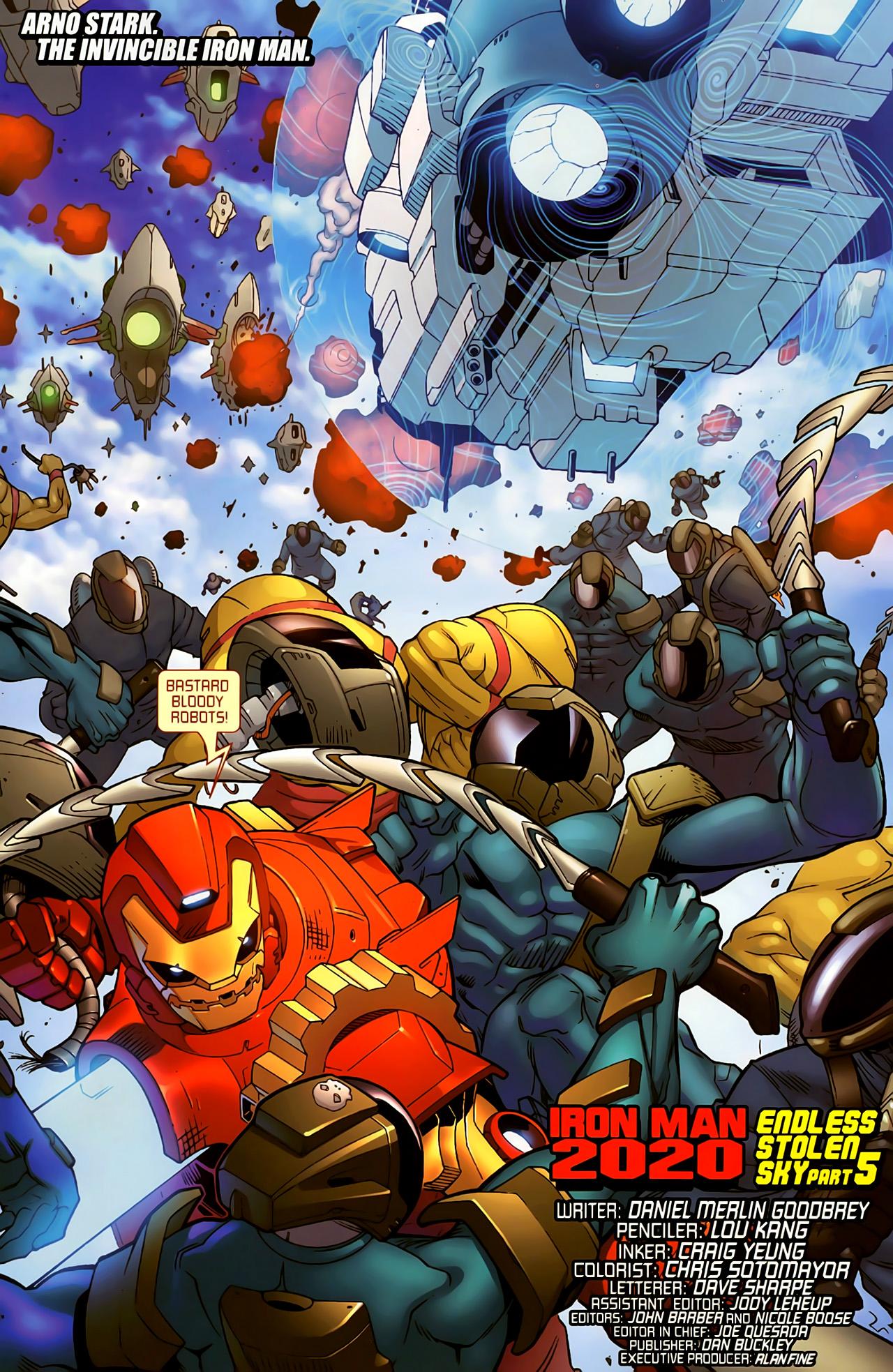 Read online Astonishing Tales (2009) comic -  Issue #5 - 12