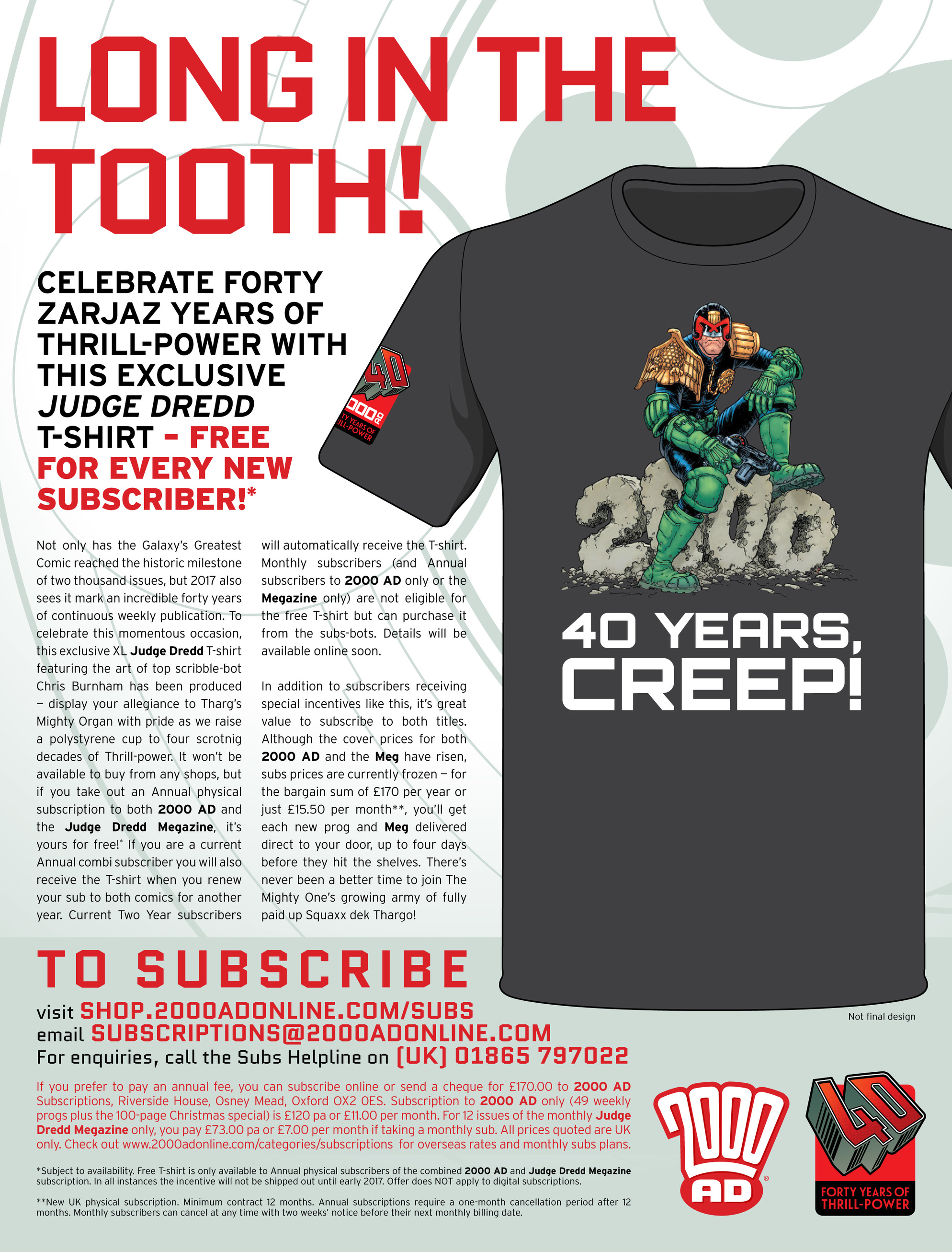 Read online 2000 AD comic -  Issue #2000 - 31