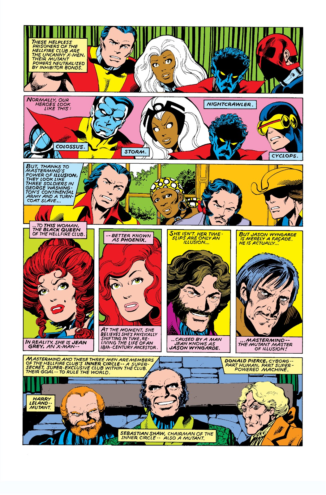 Uncanny X-Men (1963) issue 134 - Page 3
