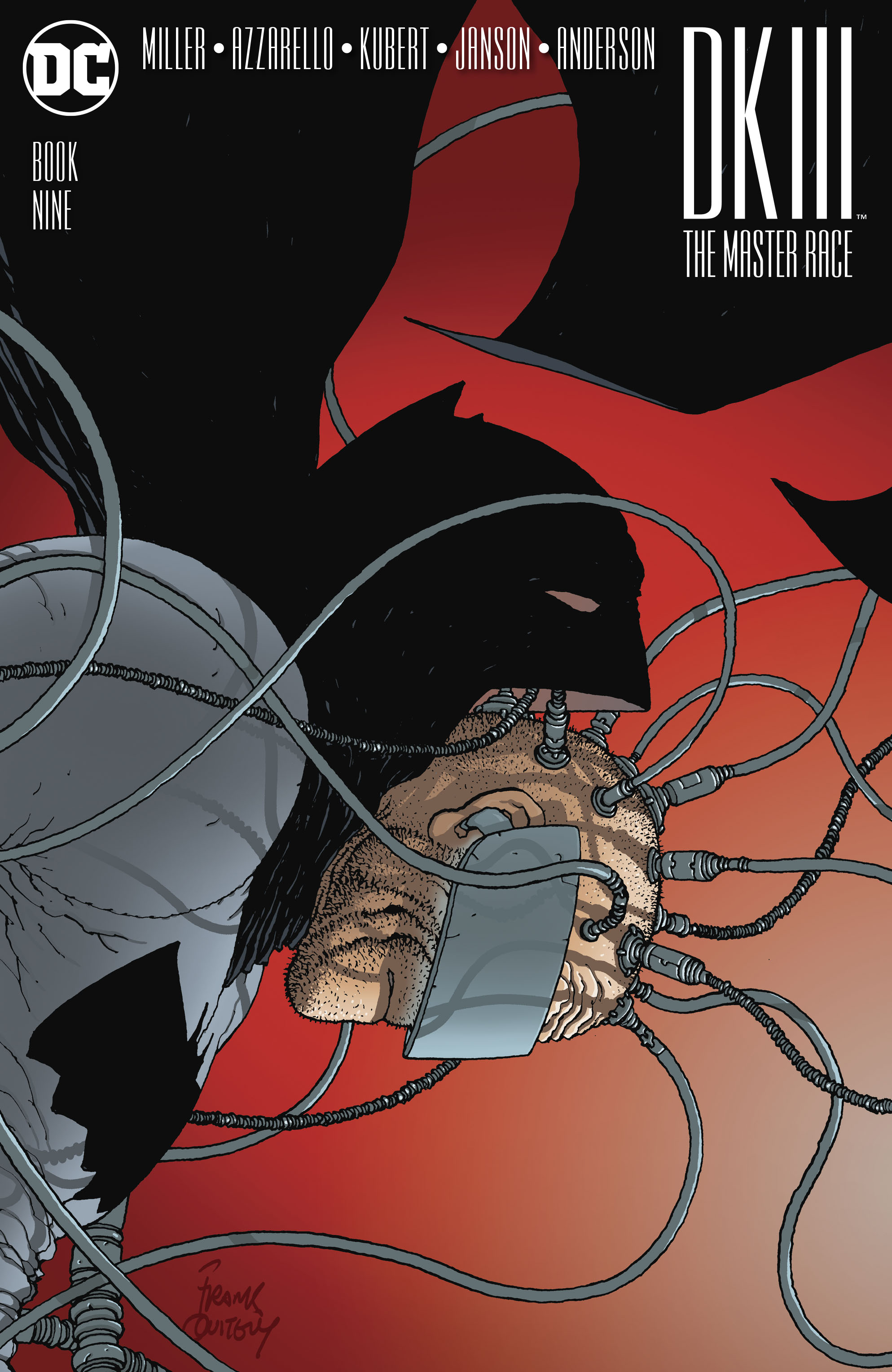 Read online Dark Knight III: The Master Race comic -  Issue #9 - 6