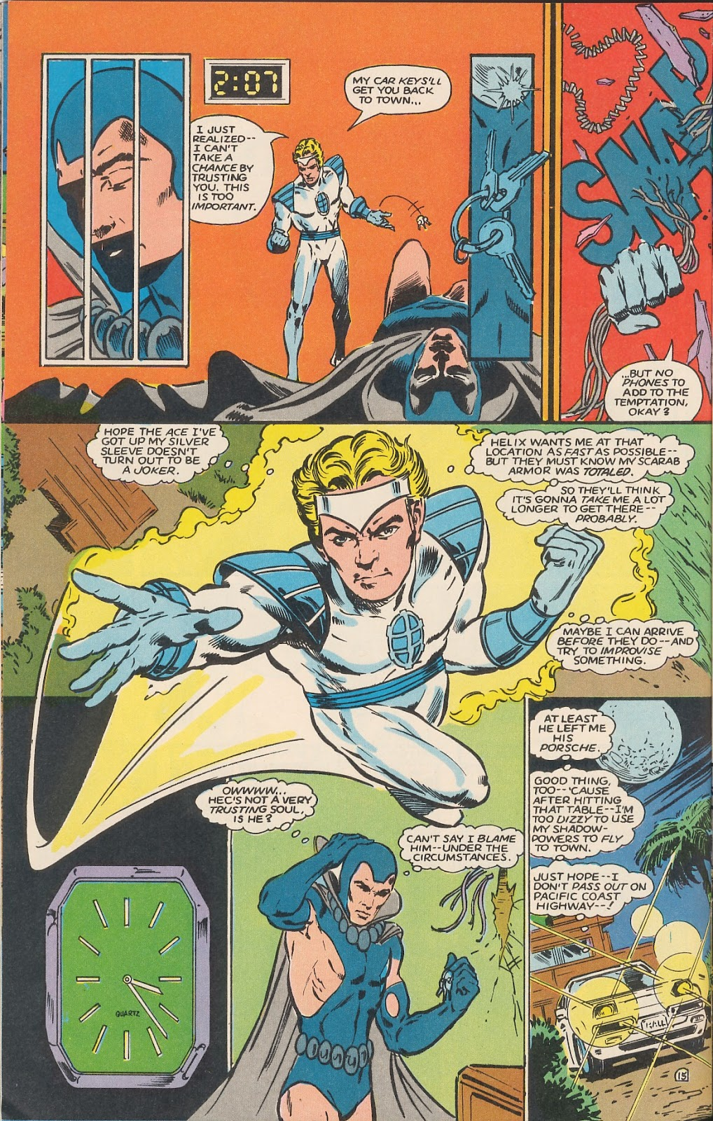Infinity Inc. (1984) issue 17 - Page 19