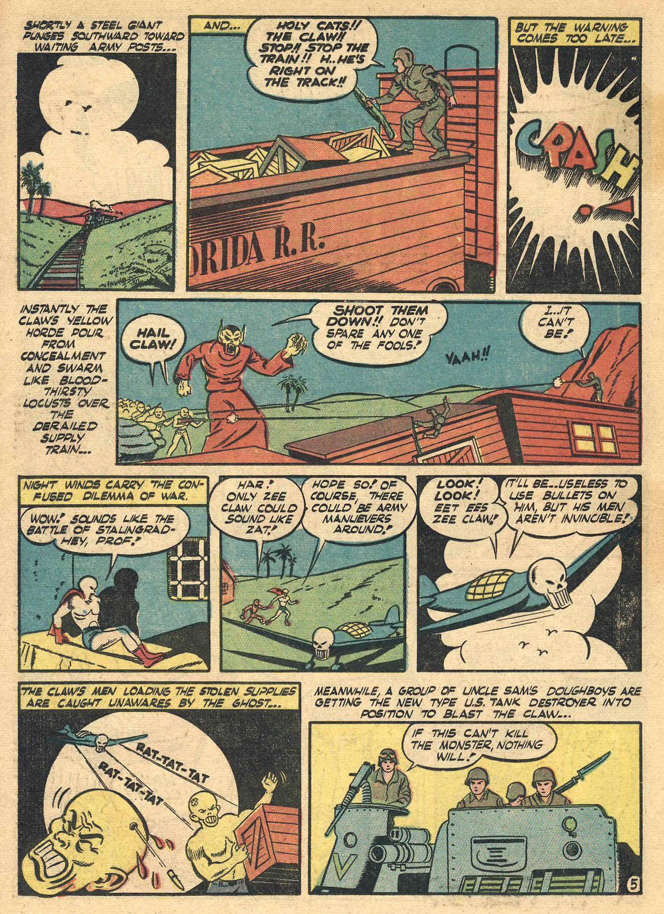 Daredevil (1941) issue 16 - Page 36