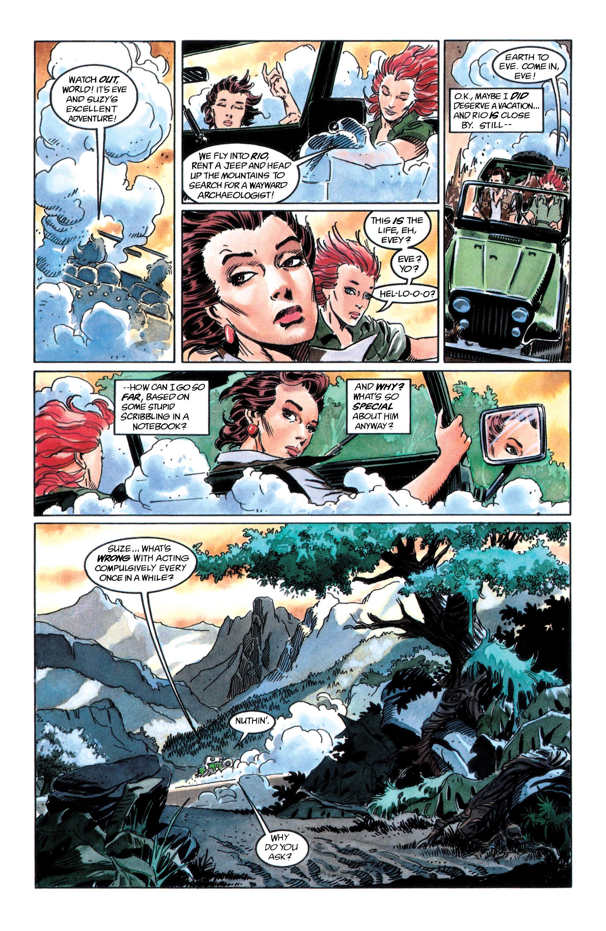 Read online Adam Strange (1990) comic -  Issue #2 - 41