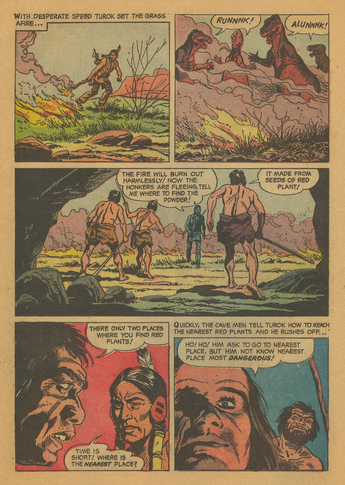 Read online Turok, Son of Stone comic -  Issue #26 - 12