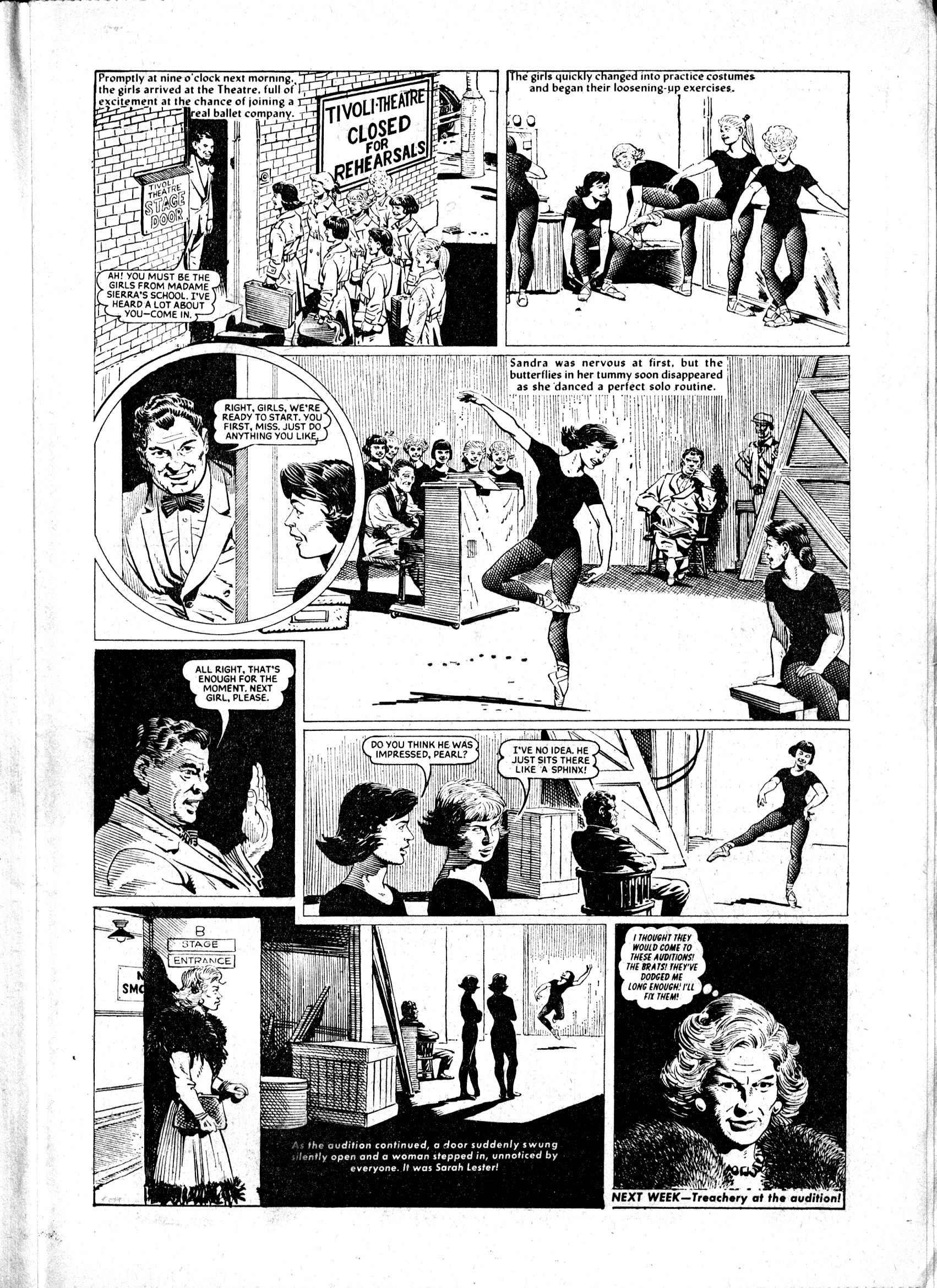 Read online Judy comic -  Issue #391 - 3