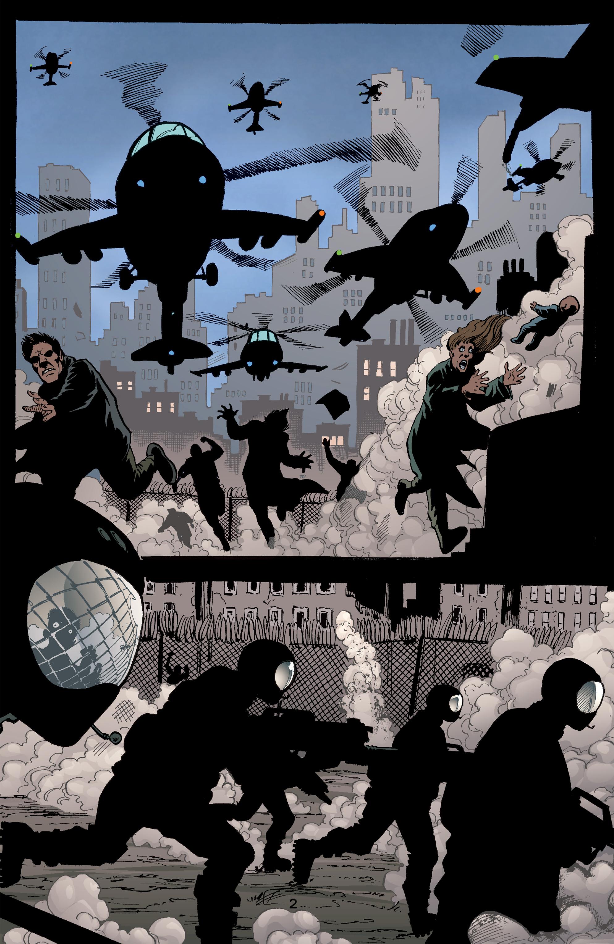 Read online Transmetropolitan comic -  Issue #54 - 3