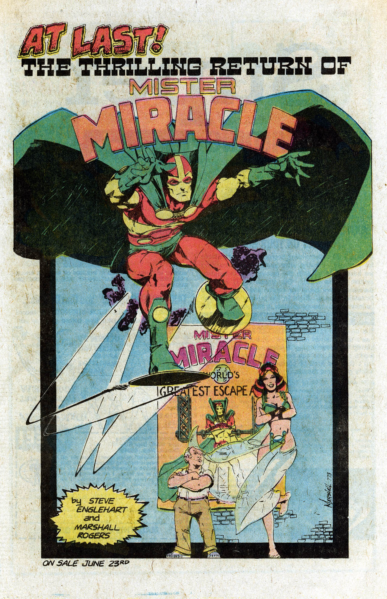 Read online Secret Society of Super-Villains comic -  Issue #9 - 20