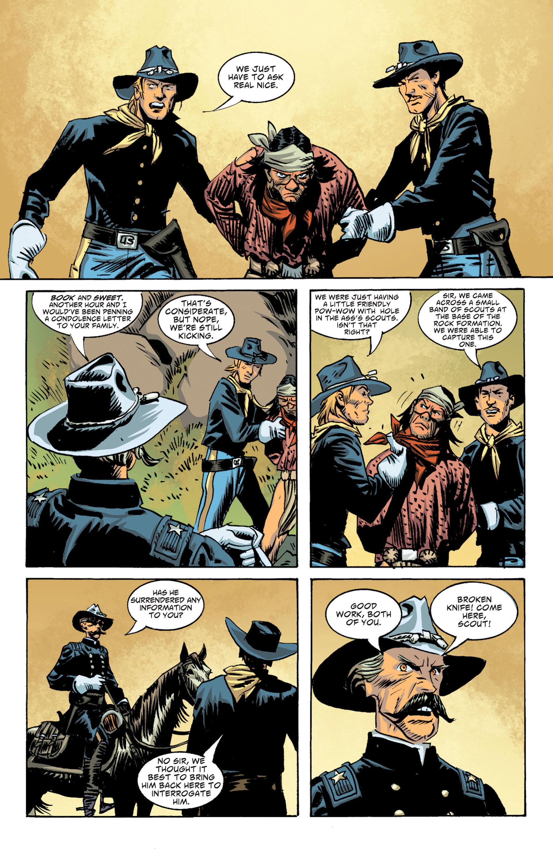 Read online American Vampire comic -  Issue #19 - 12