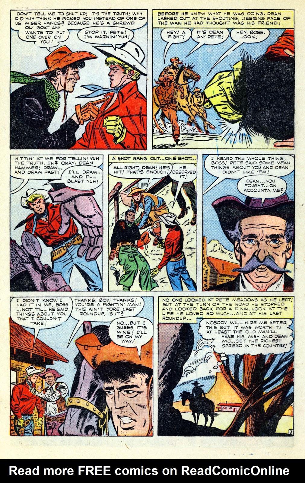 Gunsmoke Western issue 32 - Page 24