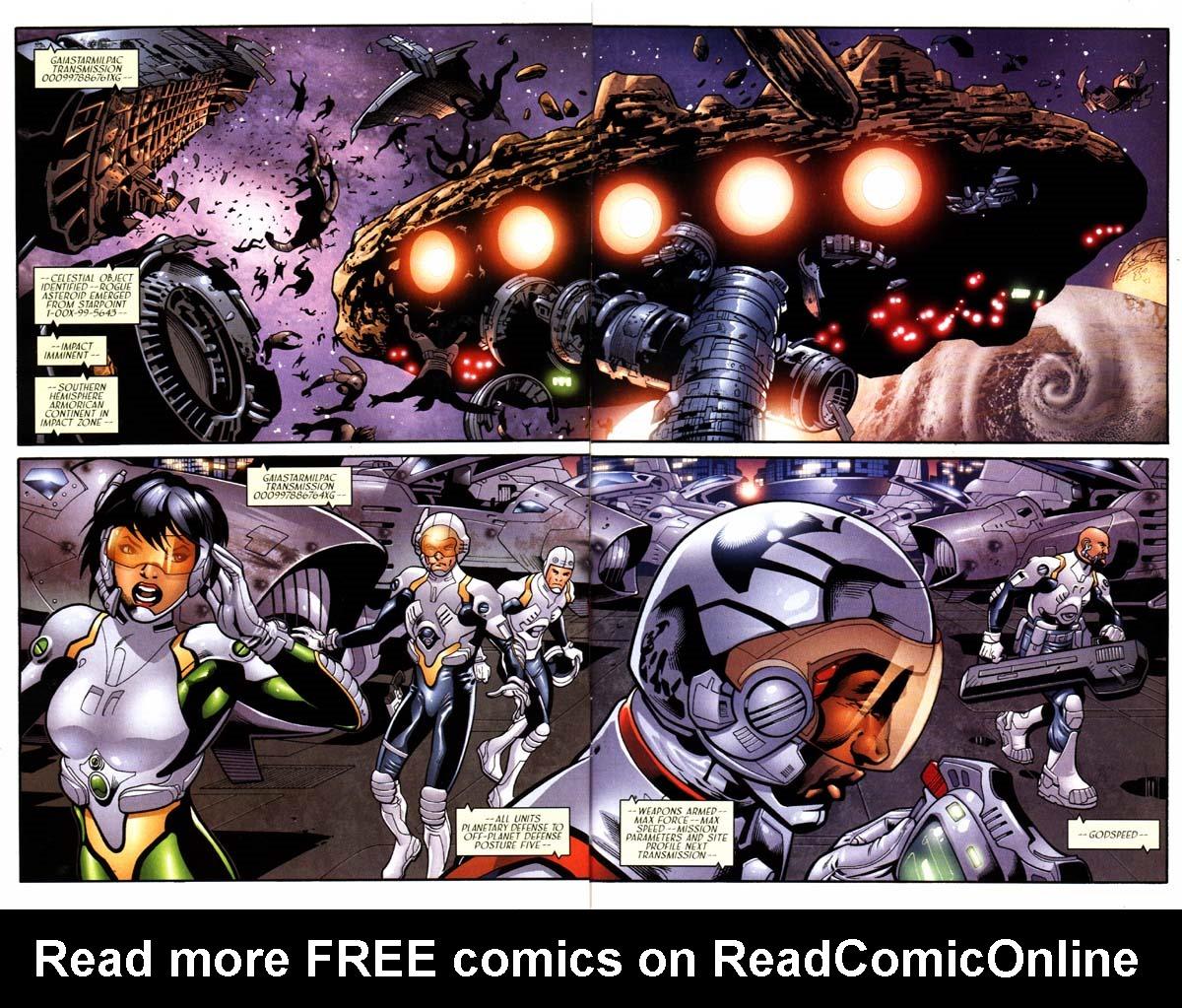 Read online Sigil (2000) comic -  Issue #23 - 9