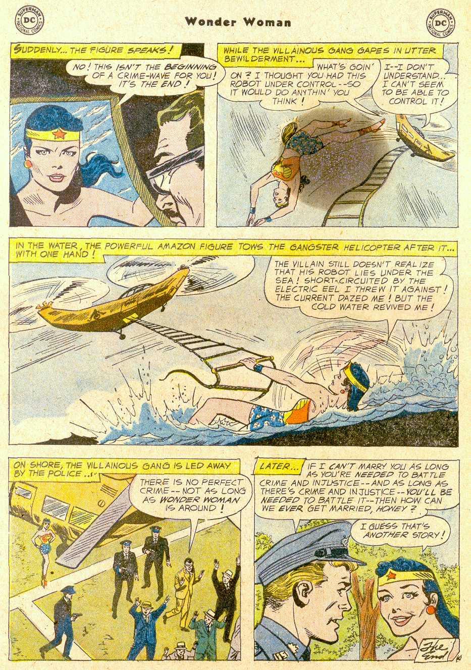 Read online Wonder Woman (1942) comic -  Issue #111 - 18